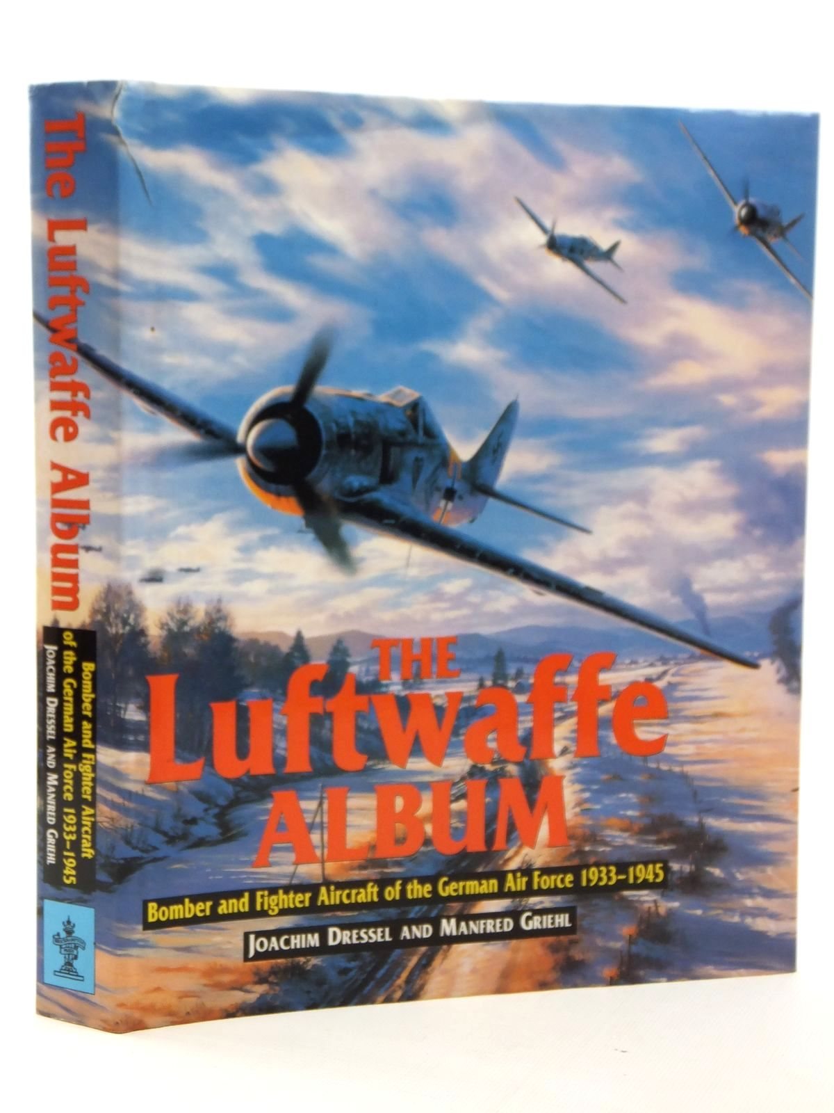 Photo of THE LUFTWAFFE ALBUM written by Dressel, Joachim<br />Griehl, Manfred published by Brockhampton Press (STOCK CODE: 2122780)  for sale by Stella & Rose's Books