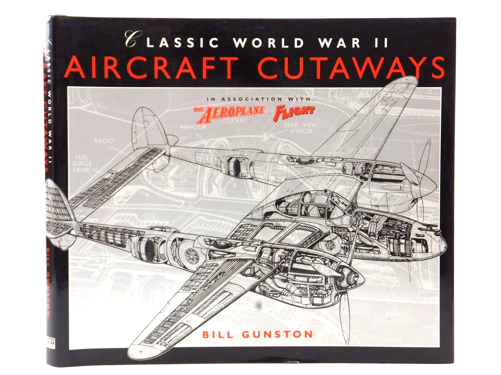 Photo of CLASSIC WORLD WAR II AIRCRAFT CUTAWAYS written by Gunston, Bill published by Osprey Aerospace (STOCK CODE: 2122785)  for sale by Stella & Rose's Books