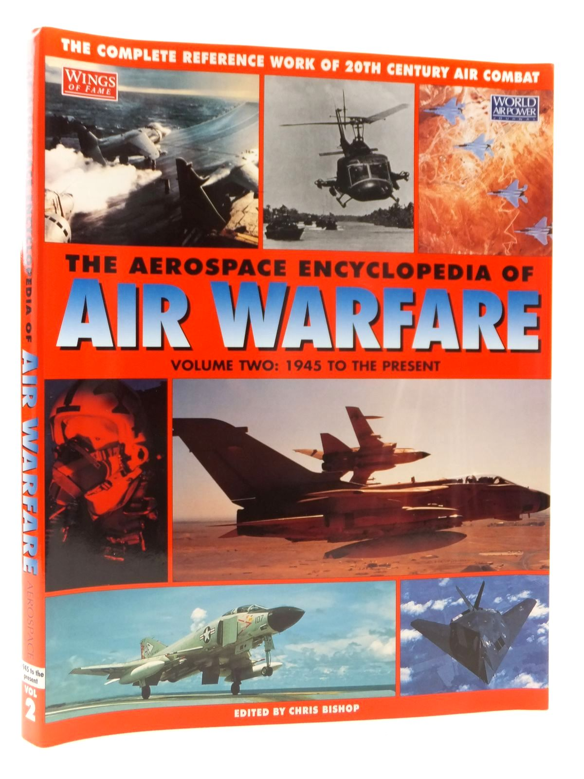 Photo of THE AEROSPACE ENCYCLOPEDIA OF AIR WARFARE VOLUME 2 1945 TO THE PRESENT written by Bishop, Chris<br />Moeng, Soph published by Aerospace (STOCK CODE: 2122795)  for sale by Stella & Rose's Books