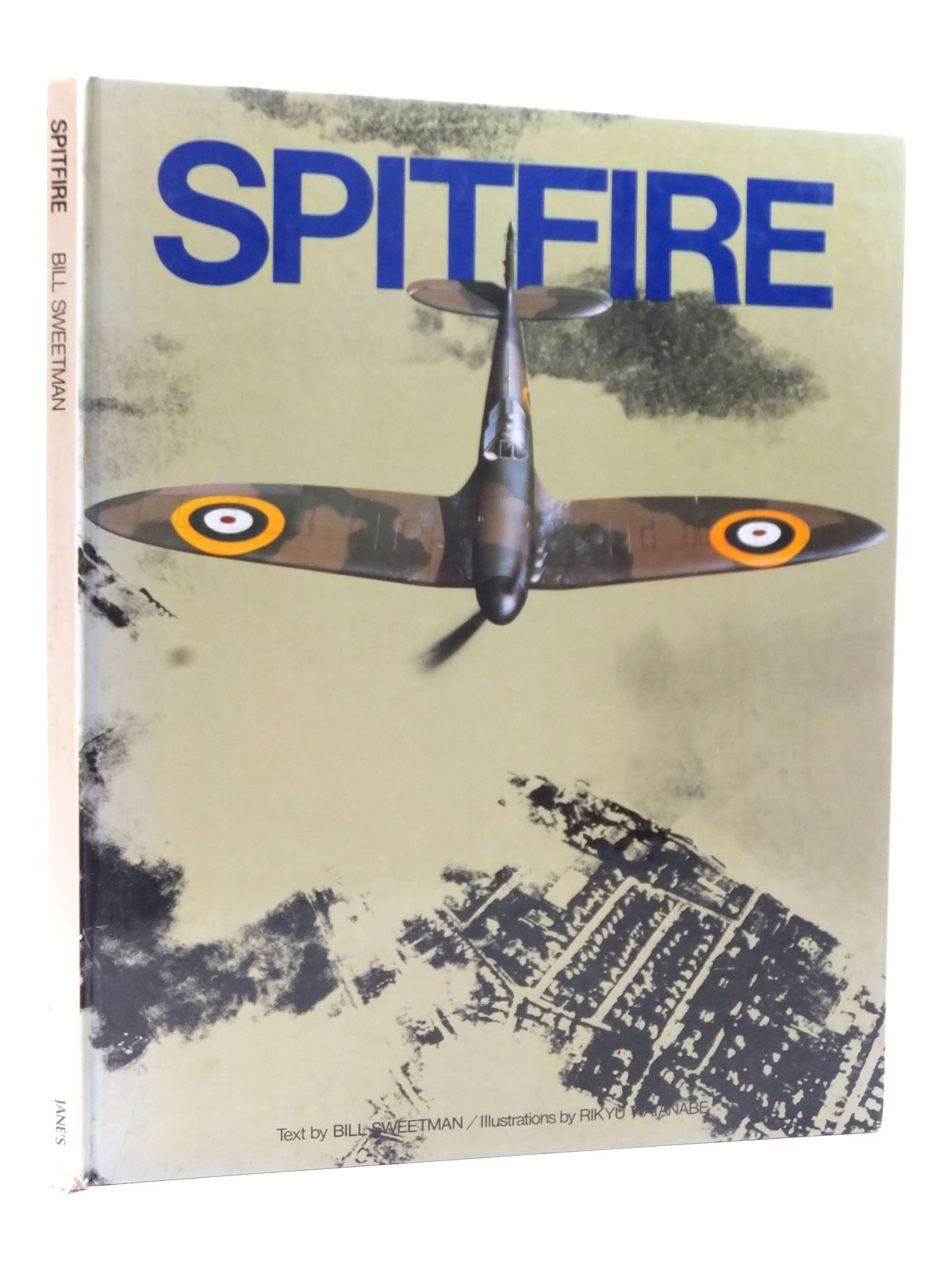 Photo of SPITFIRE written by Sweetman, Bill illustrated by Watanabe, Rikyu published by Jane's Publishing Company (STOCK CODE: 2122802)  for sale by Stella & Rose's Books