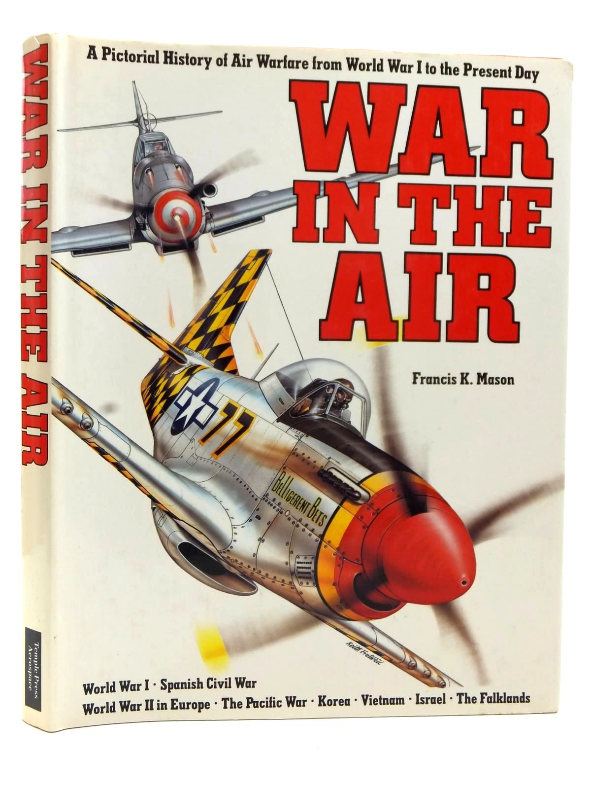 Photo of WAR IN THE AIR written by Mason, Francis K. published by Temple Press, Aerospace (STOCK CODE: 2122819)  for sale by Stella & Rose's Books