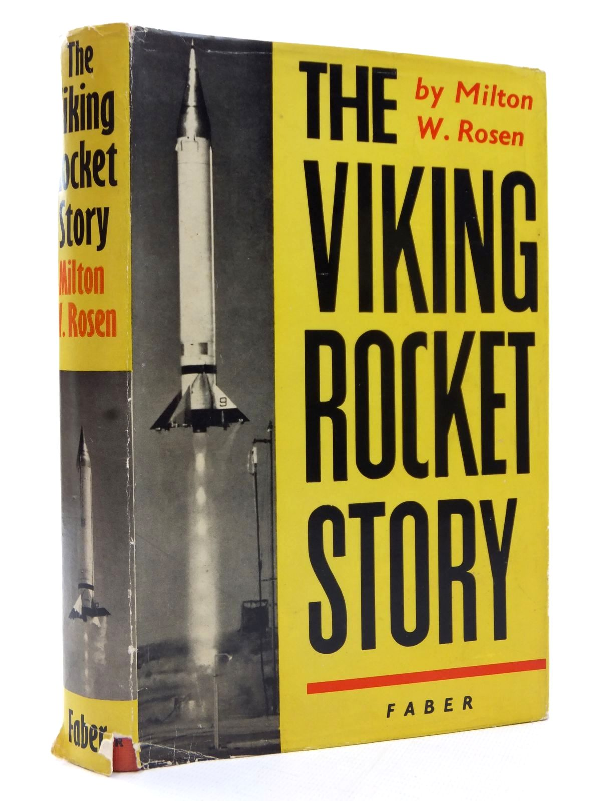 Photo of THE VIKING ROCKET STORY written by Rosen, Milton W. published by Faber & Faber (STOCK CODE: 2122852)  for sale by Stella & Rose's Books