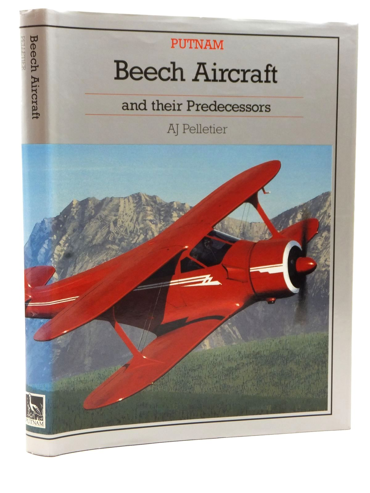 Photo of BEECH AIRCRAFT AND THEIR PREDECESSORS written by Pelletier, A.J. published by Putnam (STOCK CODE: 2122860)  for sale by Stella & Rose's Books