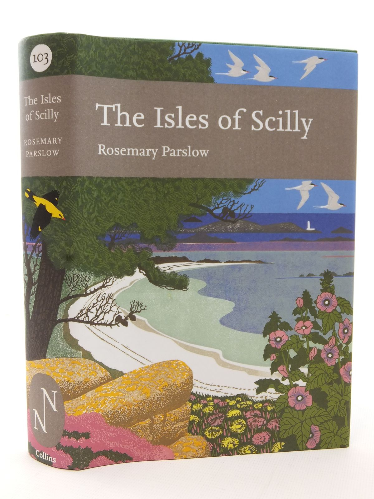 Photo of THE ISLES OF SCILLY (NN 103) written by Parslow, Rosemary published by Collins (STOCK CODE: 2122893)  for sale by Stella & Rose's Books