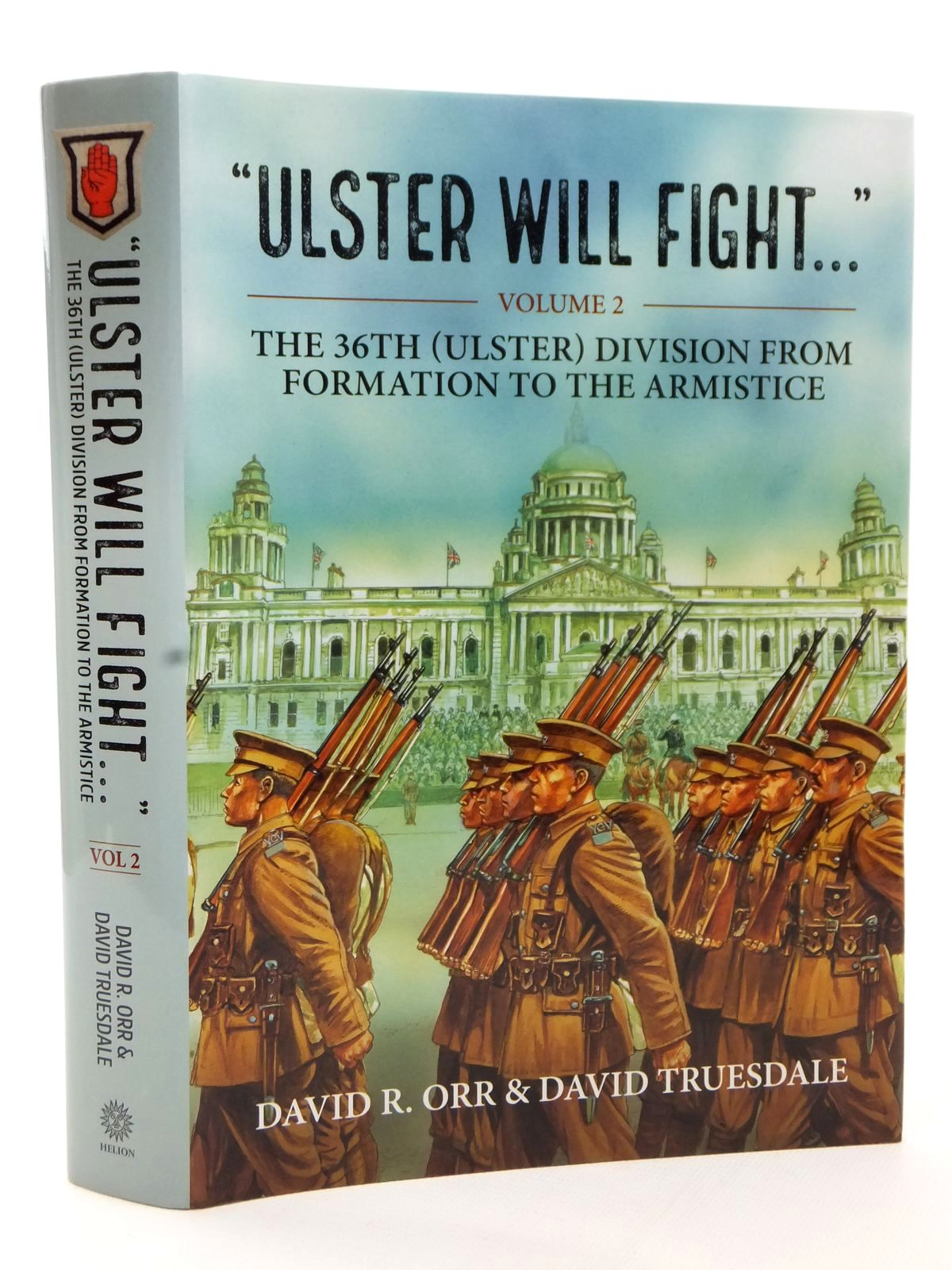 Photo of ULSTER WILL FIGHT... VOLUME 2 written by Orr, David R.<br />Truesdale, David published by Helion & Company (STOCK CODE: 2122981)  for sale by Stella & Rose's Books