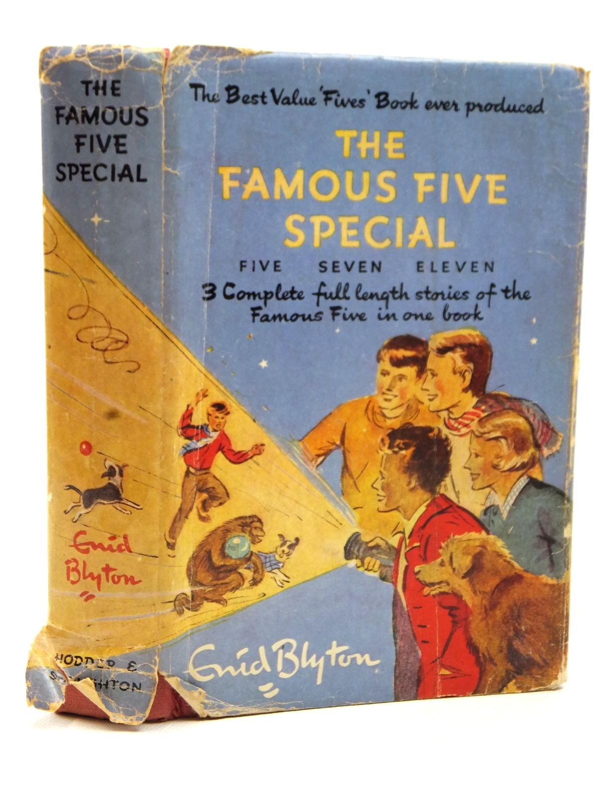 Photo of THE FAMOUS FIVE SPECIAL written by Blyton, Enid illustrated by Soper, Eileen published by Hodder & Stoughton (STOCK CODE: 2123009)  for sale by Stella & Rose's Books