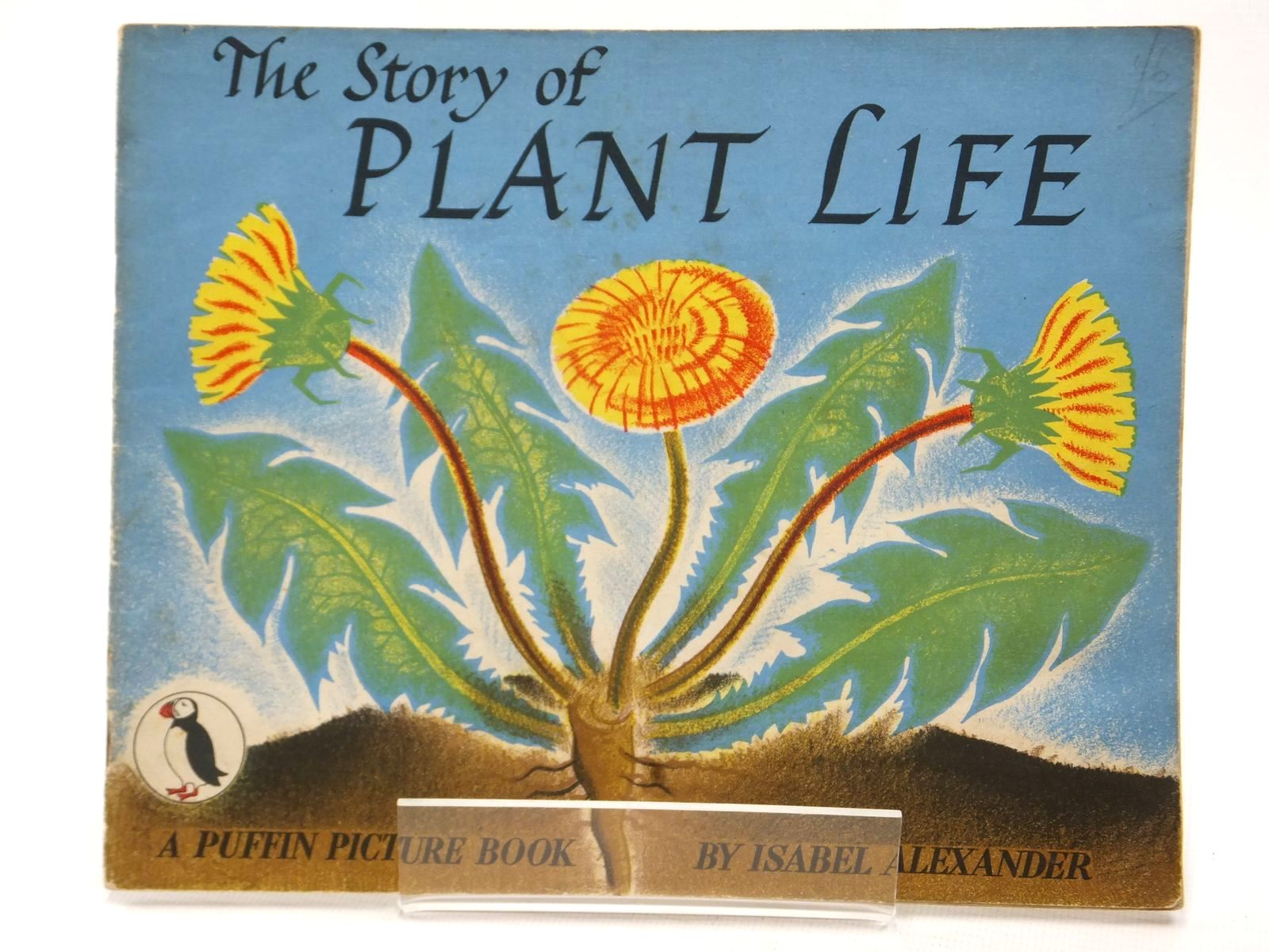 Photo of THE STORY OF PLANT LIFE written by Alexander, Isabel illustrated by Alexander, Isabel published by Penguin Books (STOCK CODE: 2123020)  for sale by Stella & Rose's Books