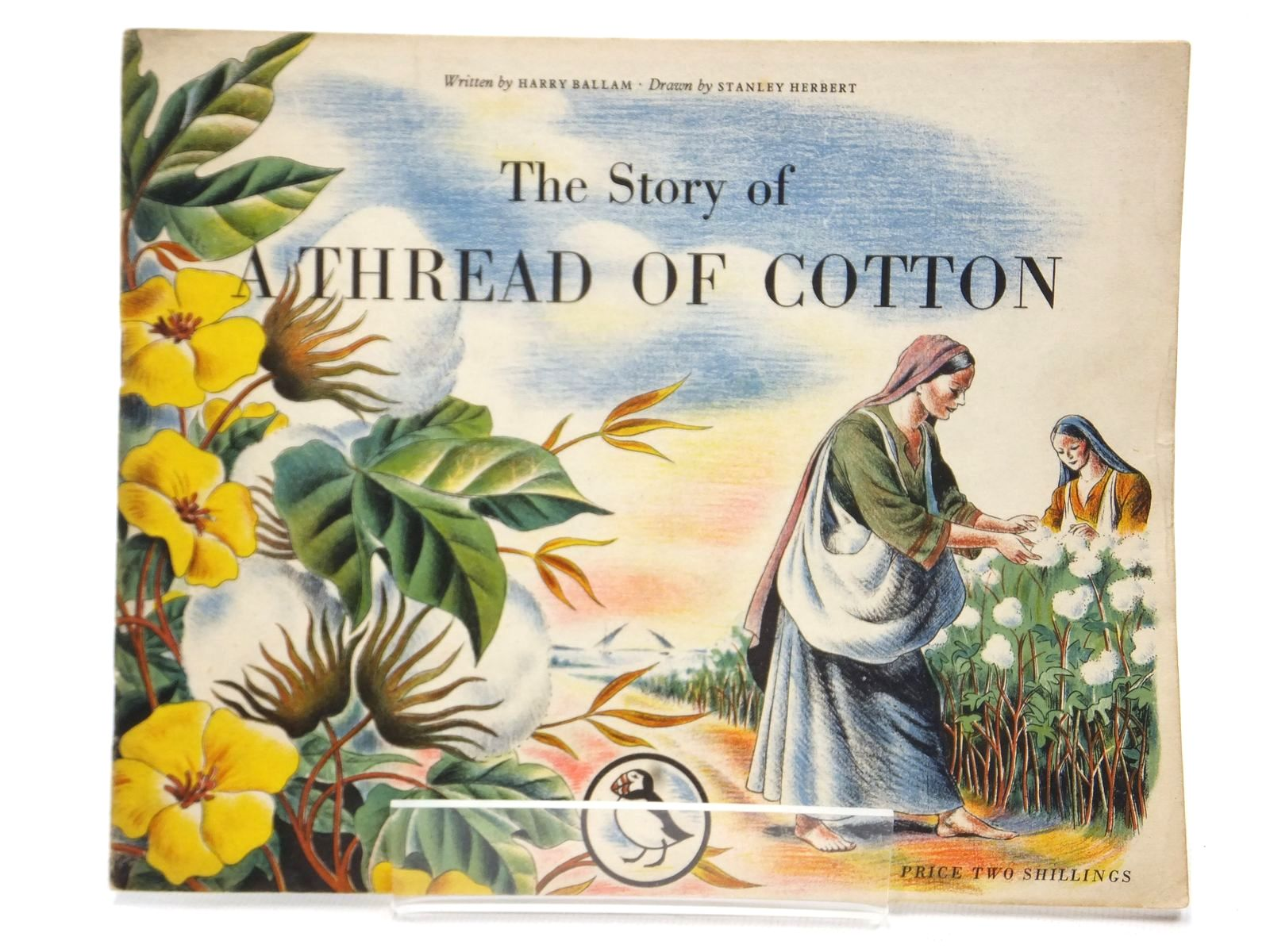 Photo of THE STORY OF A THREAD OF COTTON