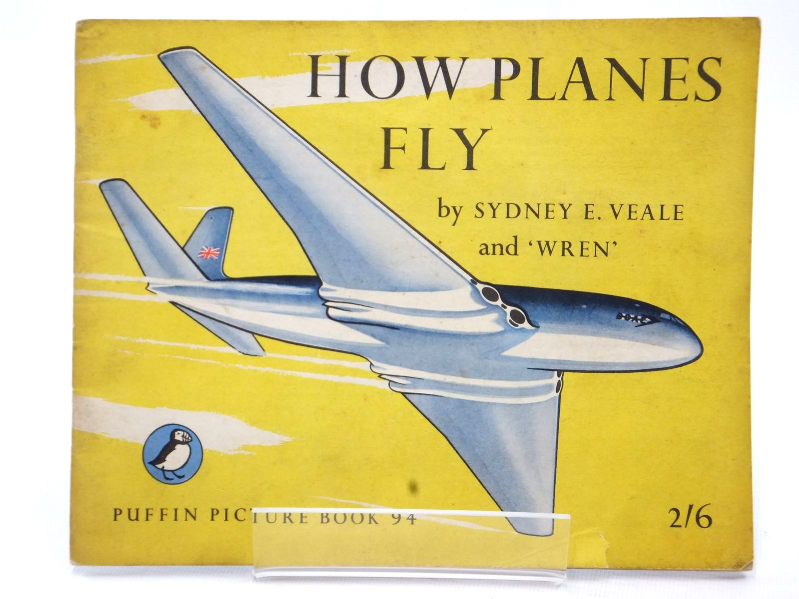 Photo of HOW PLANES FLY
