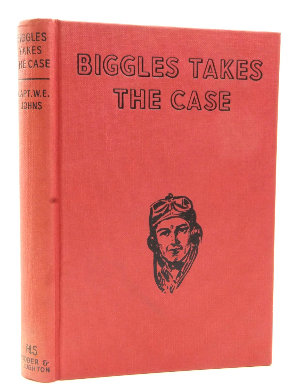 Photo of BIGGLES TAKES THE CASE written by Johns, W.E. illustrated by Stead, Leslie published by Hodder & Stoughton (STOCK CODE: 2123065)  for sale by Stella & Rose's Books
