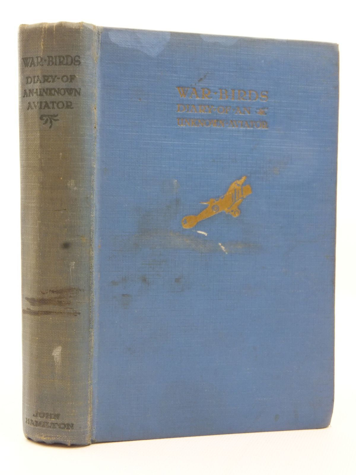 Photo of WAR BIRDS illustrated by Knight, Clayton published by John Hamilton Ltd. (STOCK CODE: 2123129)  for sale by Stella & Rose's Books