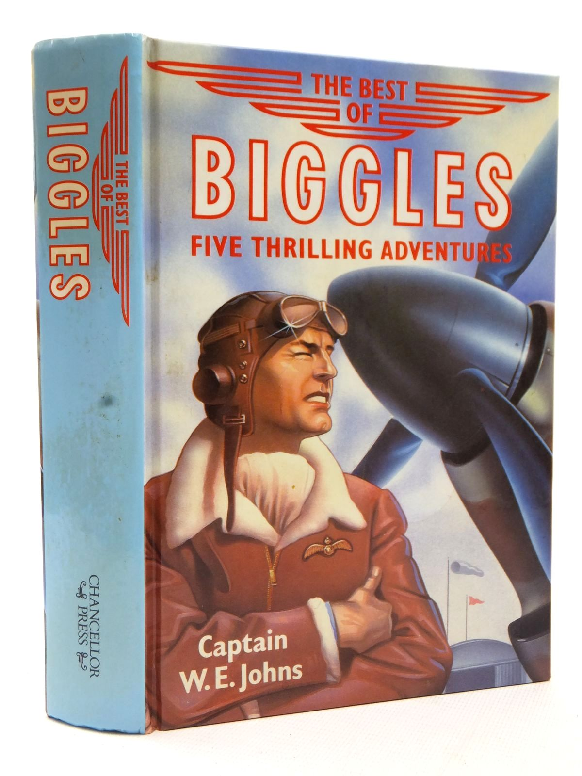 Photo of THE BEST OF BIGGLES written by Johns, W.E. published by Chancellor Press (STOCK CODE: 2123149)  for sale by Stella & Rose's Books