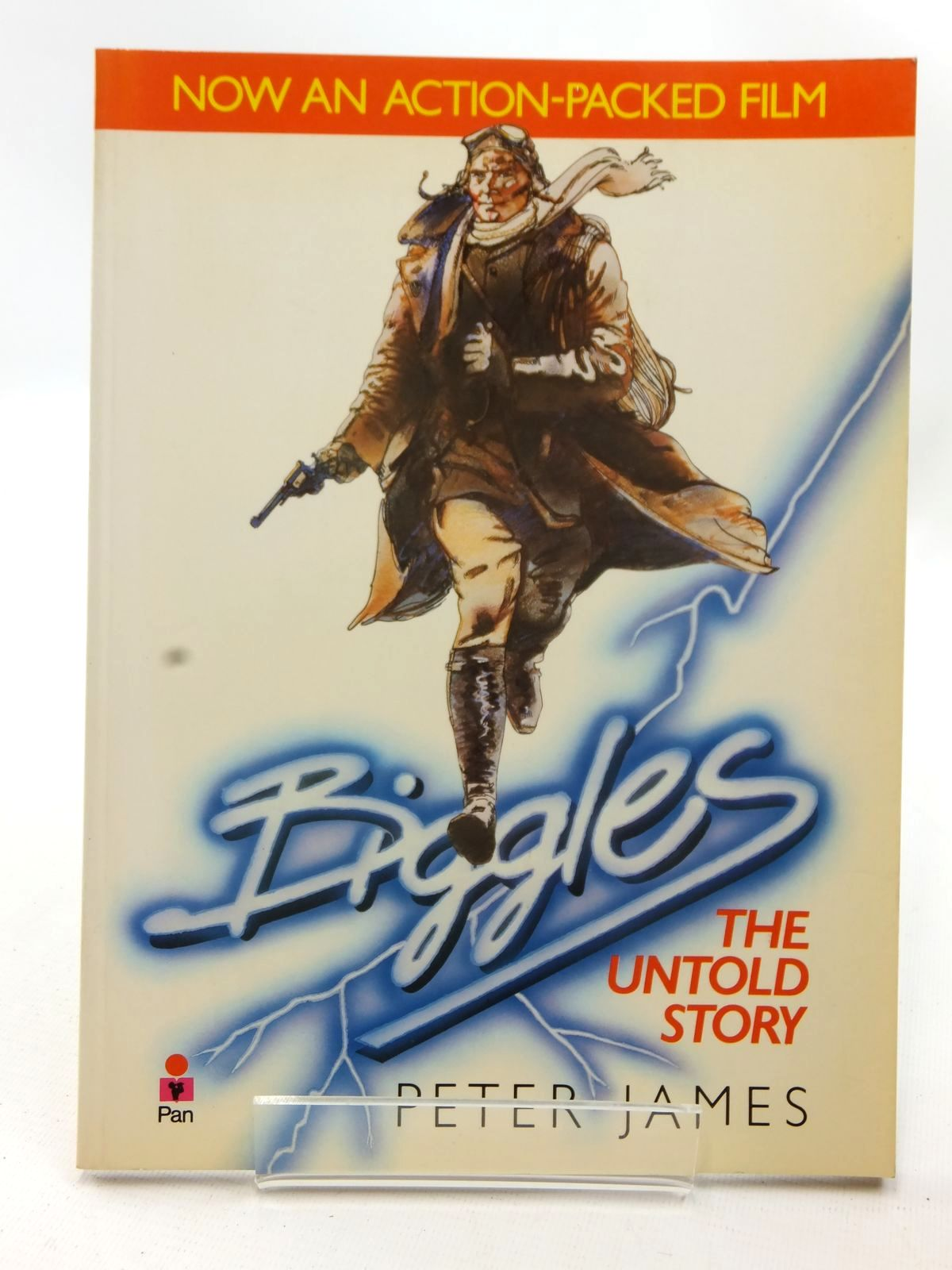 Photo of BIGGLES THE UNTOLD STORY written by James, Peter published by Pan Books (STOCK CODE: 2123151)  for sale by Stella & Rose's Books