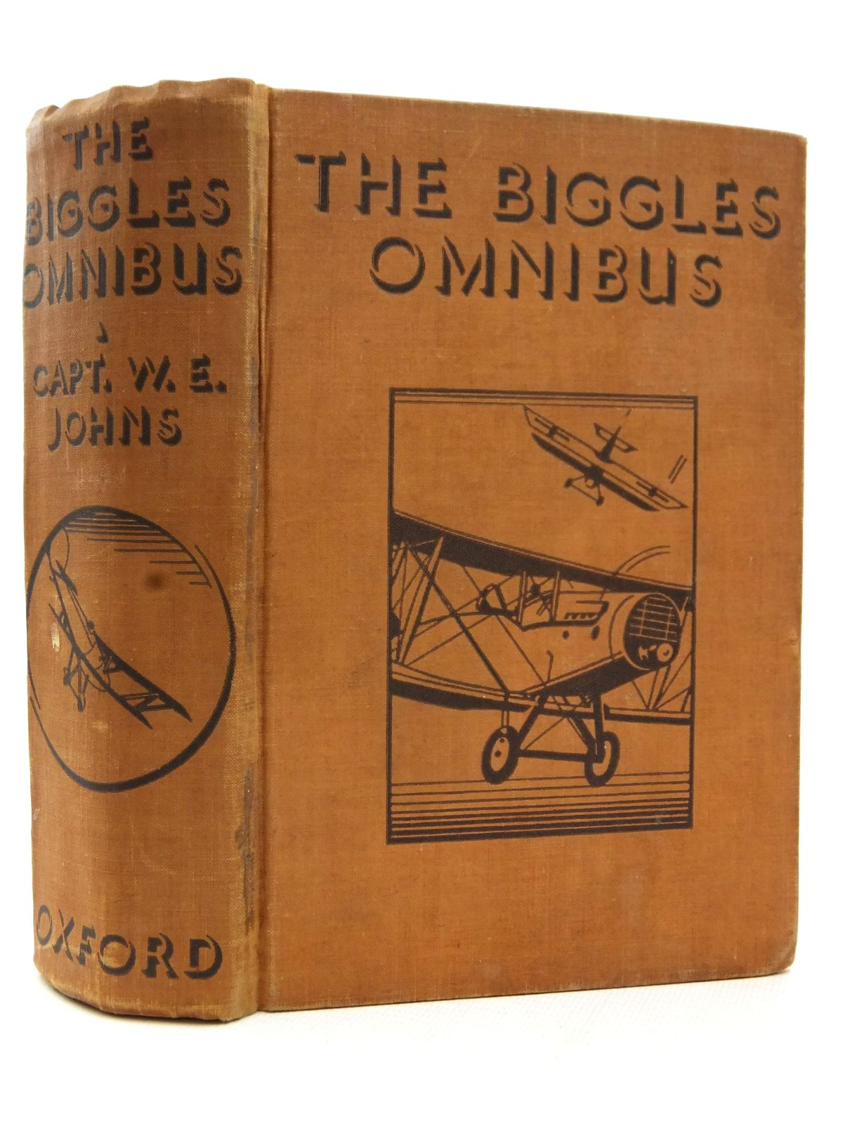 Photo of THE BIGGLES OMNIBUS written by Johns, W.E. published by Oxford University Press, Humphrey Milford (STOCK CODE: 2123168)  for sale by Stella & Rose's Books