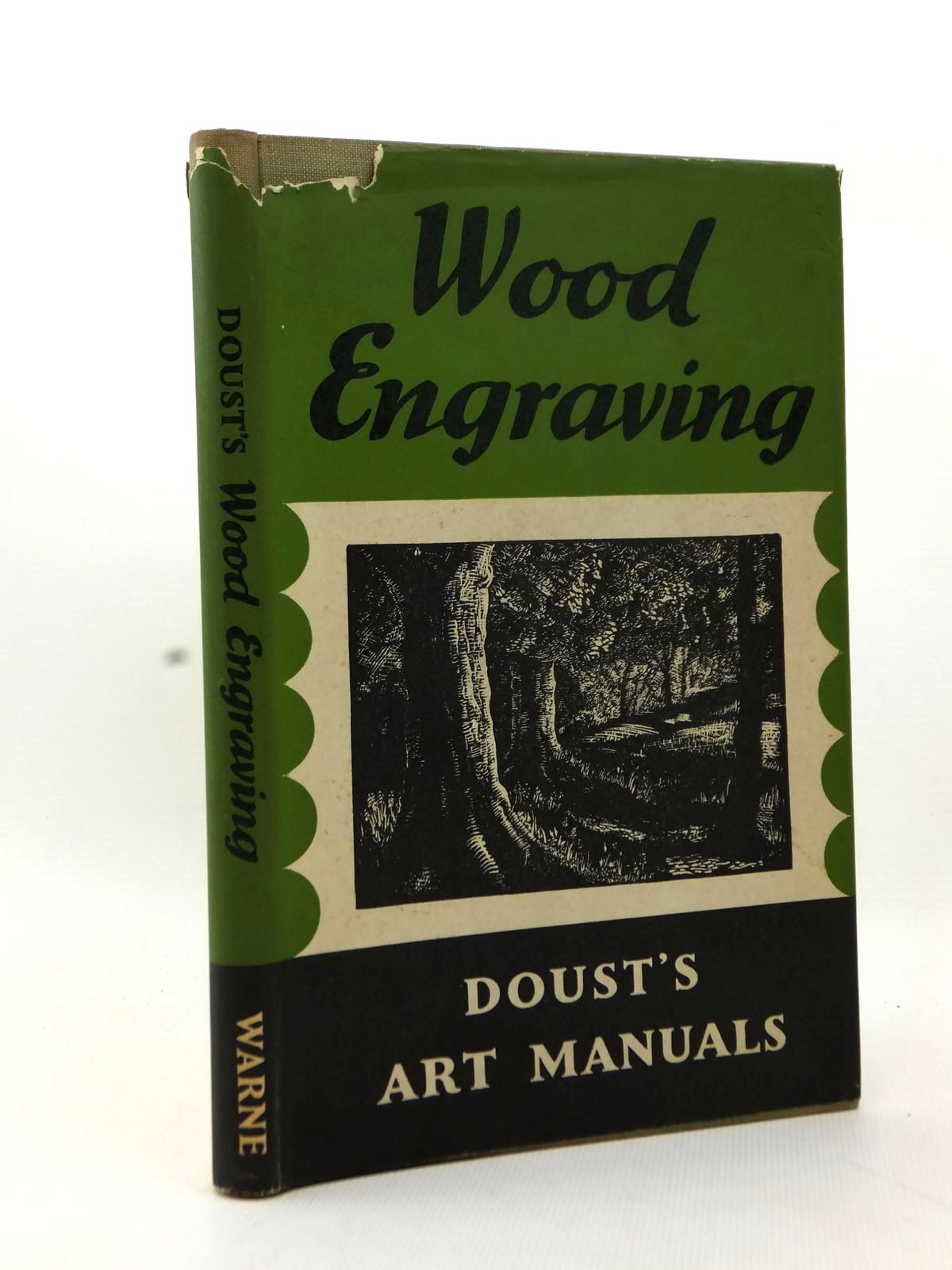 Photo of A MANUAL ON WOOD ENGRAVING- Stock Number: 2123212
