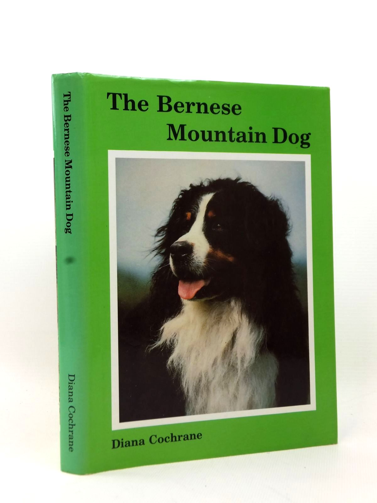 Photo of THE BERNESE MOUNTAIN DOG written by Cochrane, Diana published by Diana Cochrane (STOCK CODE: 2123219)  for sale by Stella & Rose's Books