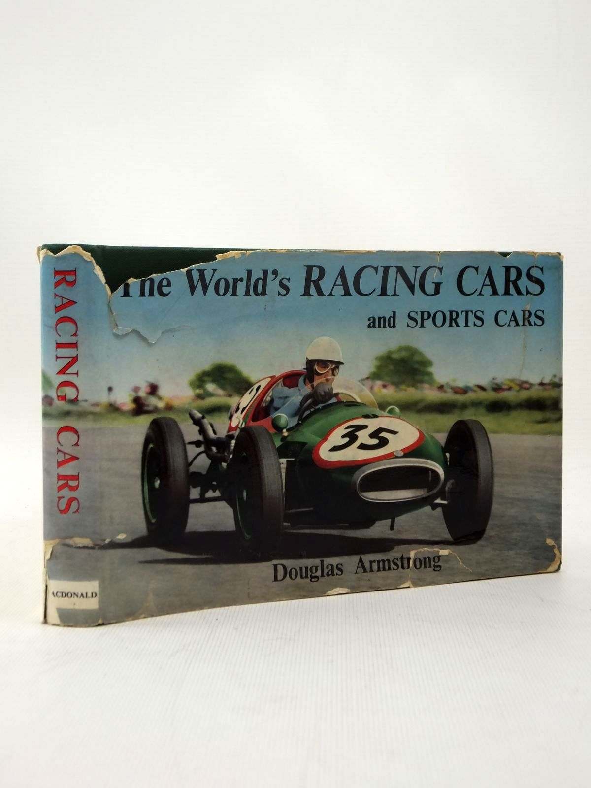 Photo of THE WORLD'S RACING CARS AND SPORTS CARS written by Armstrong, Douglas published by MacDonald (STOCK CODE: 2123236)  for sale by Stella & Rose's Books