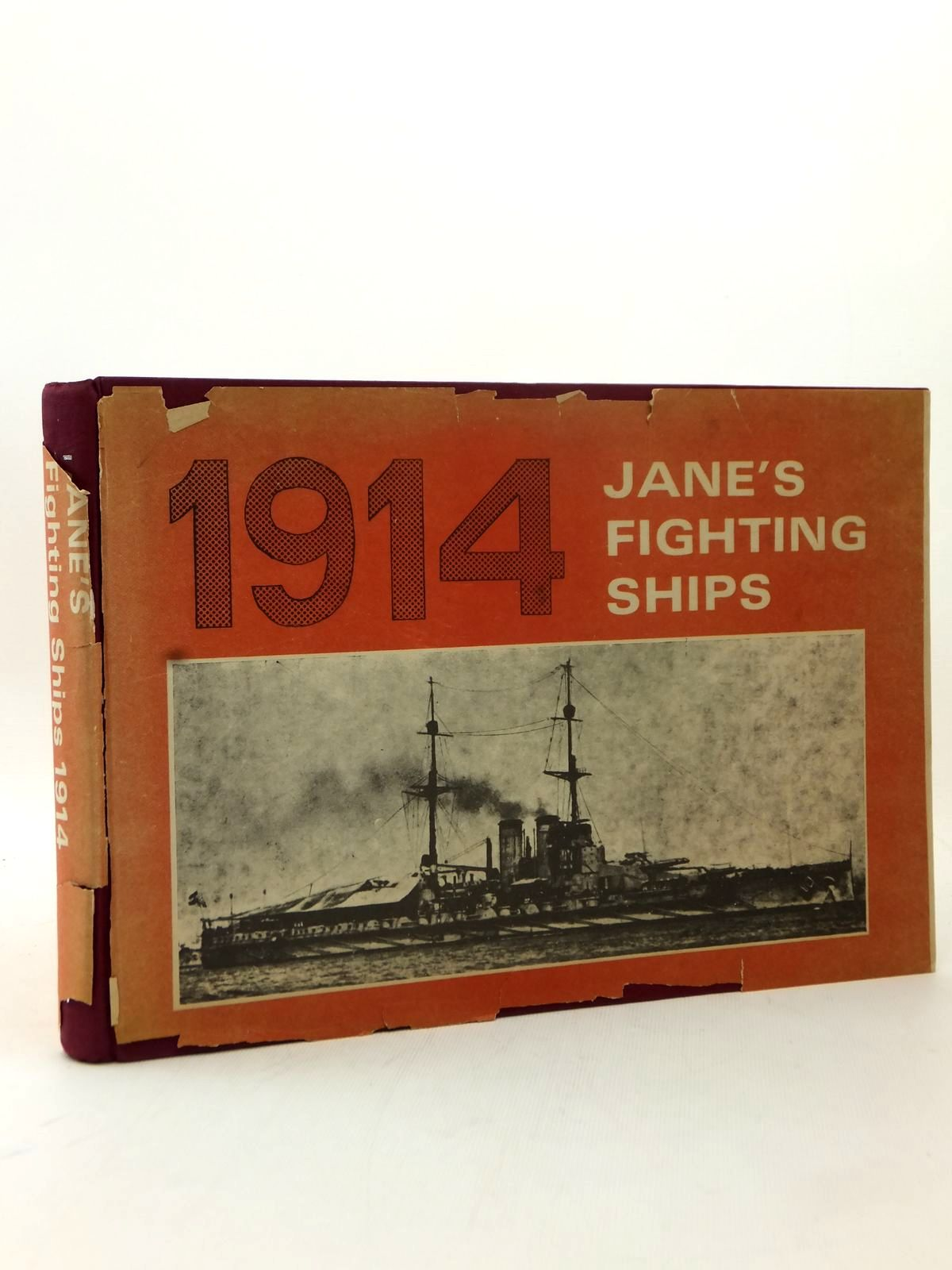 Photo of JANE'S FIGHTING SHIPS 1914 written by Jane, Fred T. published by Arco Publishing (STOCK CODE: 2123260)  for sale by Stella & Rose's Books
