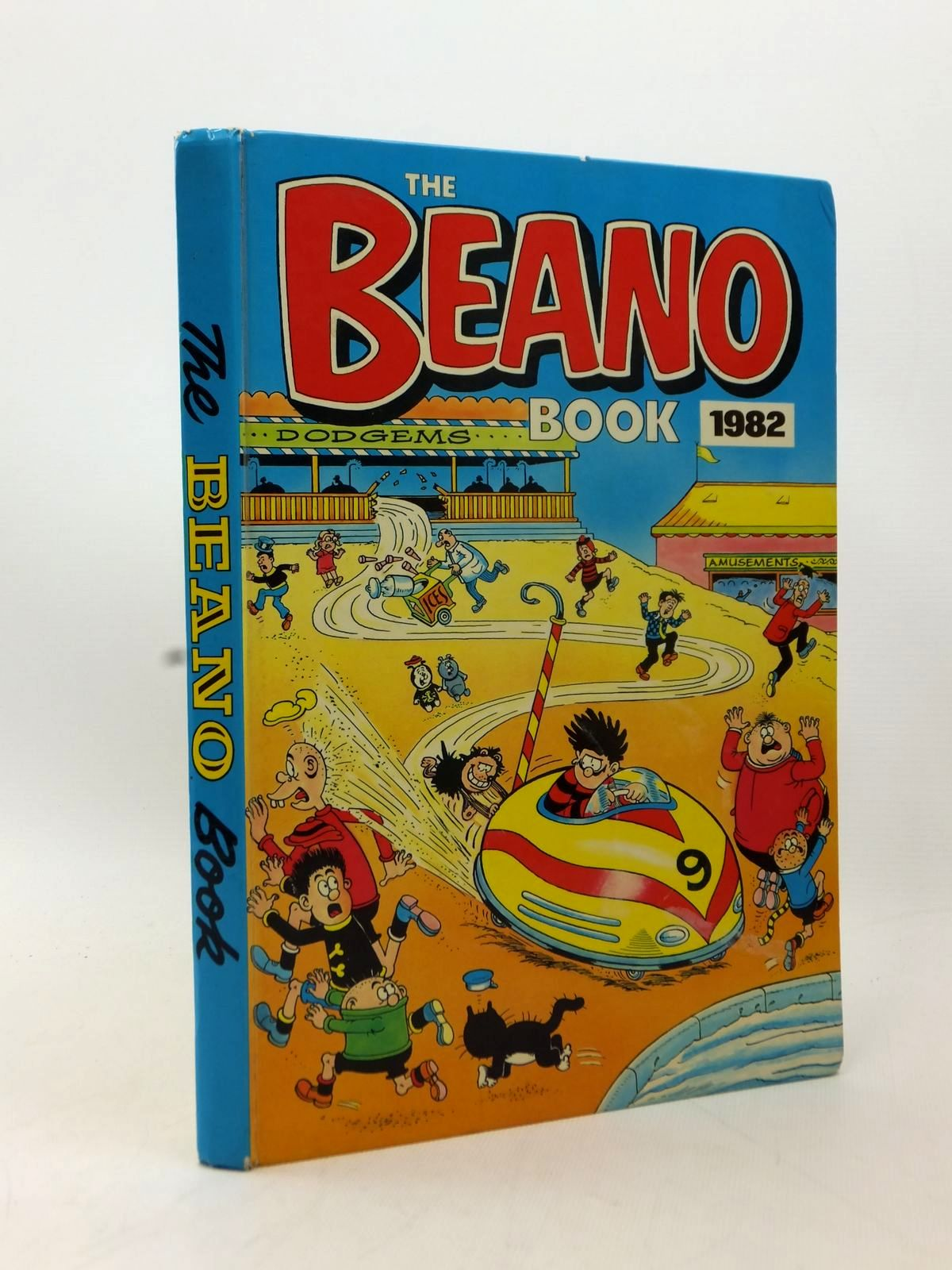 Photo of THE BEANO BOOK 1982 published by D.C. Thomson & Co Ltd. (STOCK CODE: 2123263)  for sale by Stella & Rose's Books