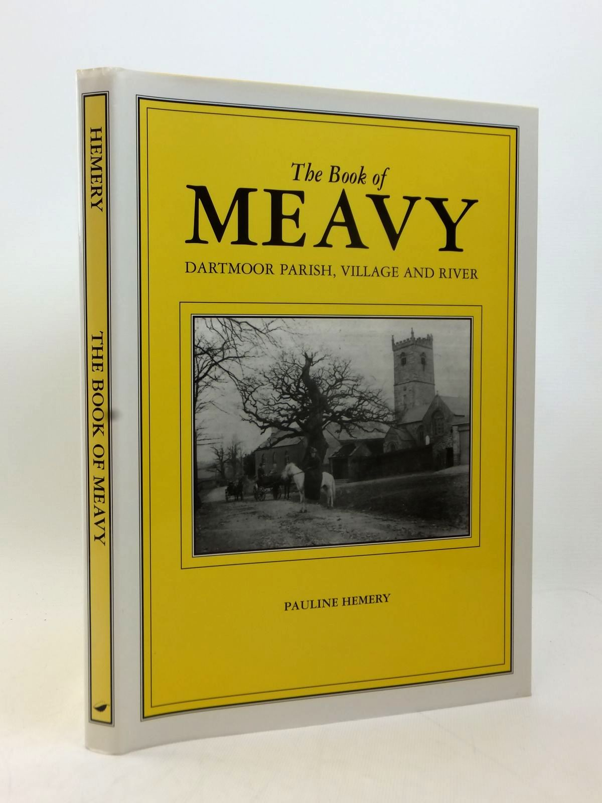 Photo of THE BOOK OF MEAVY written by Hemery, Pauline published by Halsgrove (STOCK CODE: 2123274)  for sale by Stella & Rose's Books