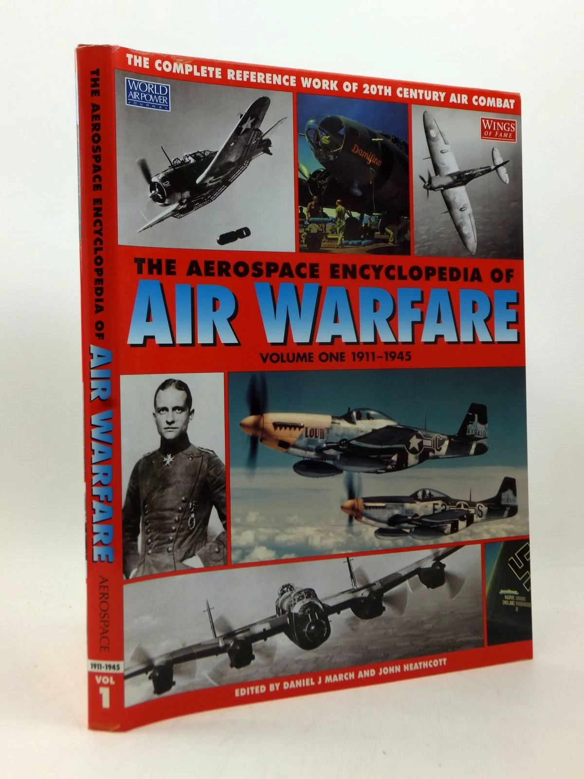 Photo of THE AEROSPACE ENCYCLOPEDIA OF AIR WARFARE VOLUME 1 1911-1945 written by March, Daniel J.<br />Heathcott, John published by Aerospace (STOCK CODE: 2123296)  for sale by Stella & Rose's Books