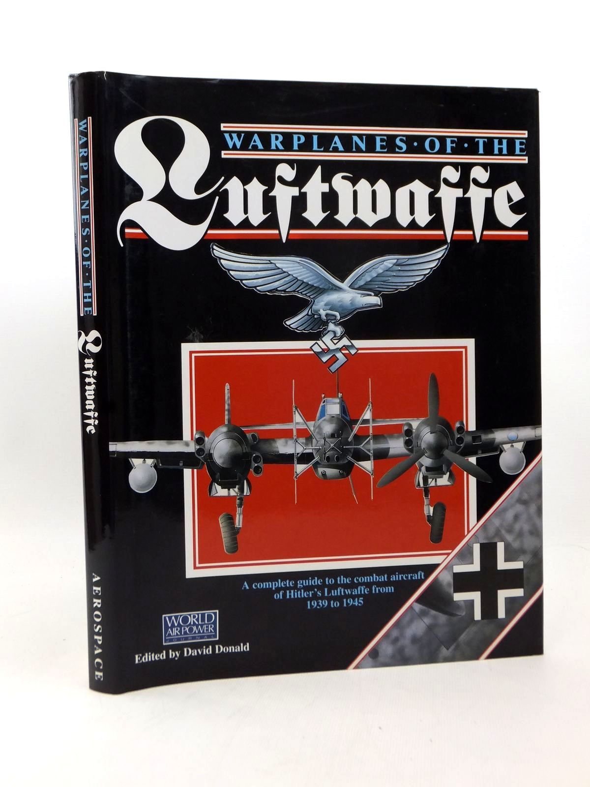 Photo of WARPLANES OF THE LUFTWAFFE written by Donald, David published by Aerospace (STOCK CODE: 2123297)  for sale by Stella & Rose's Books