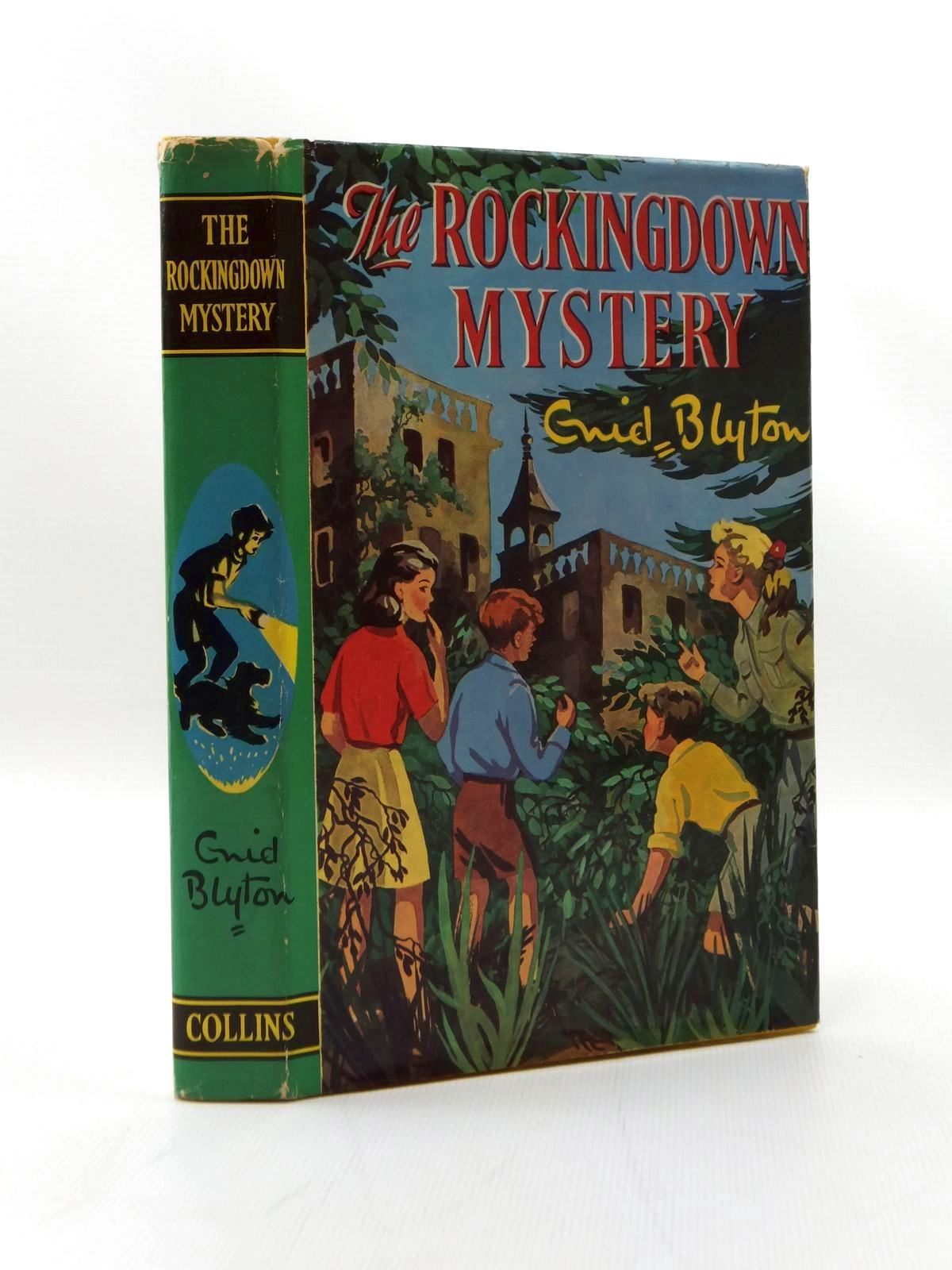 Photo of THE ROCKINGDOWN MYSTERY written by Blyton, Enid illustrated by Dunlop, Gilbert published by Collins (STOCK CODE: 2123328)  for sale by Stella & Rose's Books