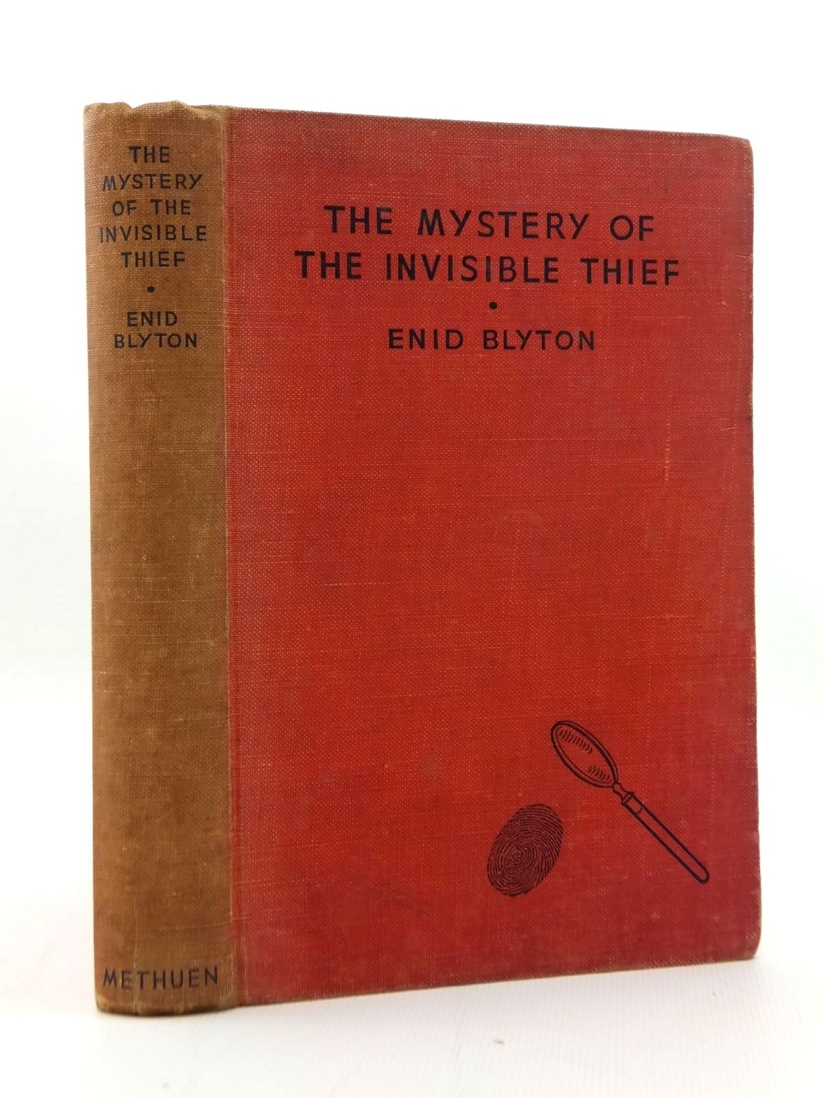 Photo of THE MYSTERY OF THE INVISIBLE THIEF
