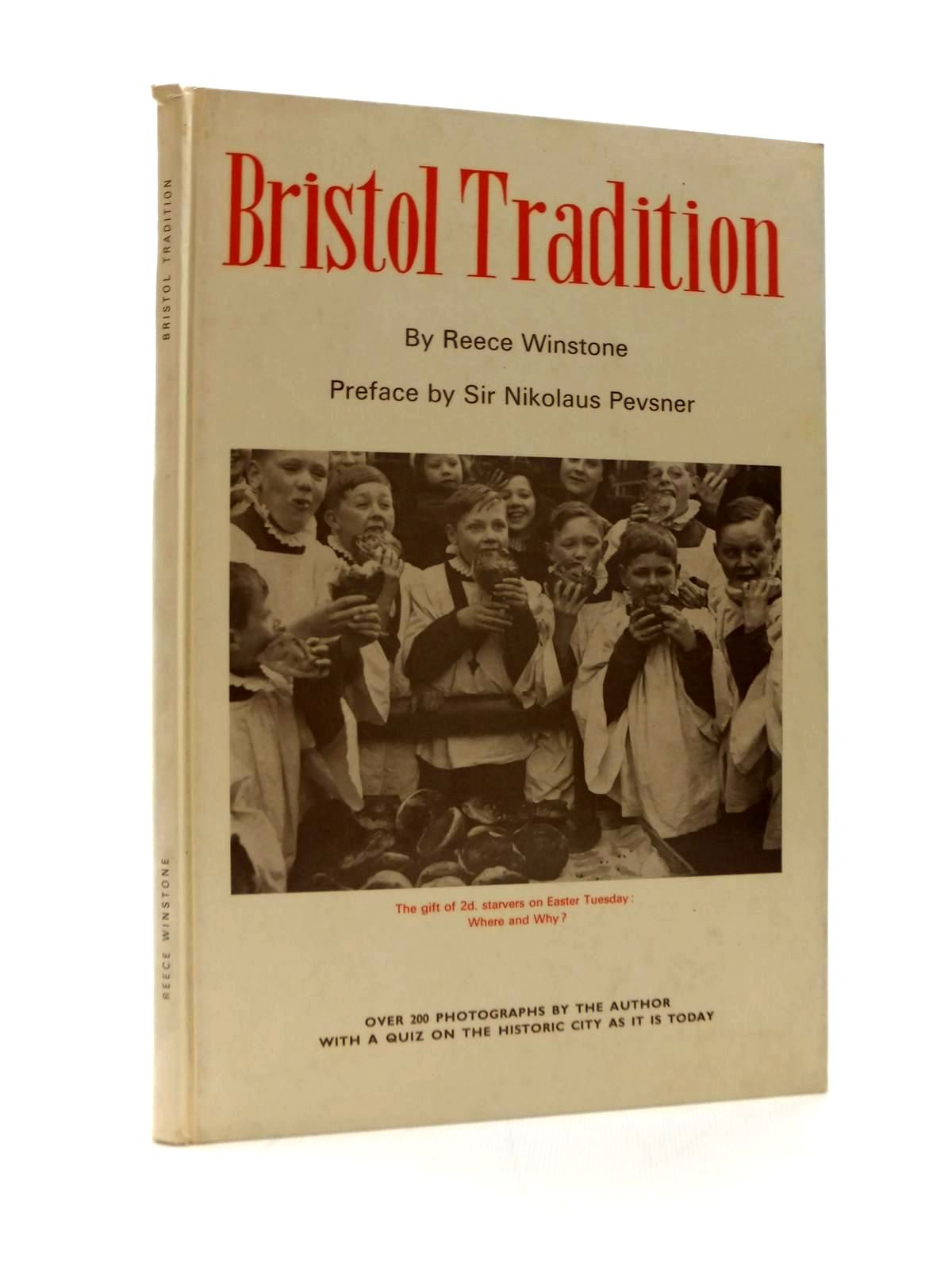 Photo of BRISTOL TRADITION written by Winstone, Reece published by Reece Winstone (STOCK CODE: 2123364)  for sale by Stella & Rose's Books