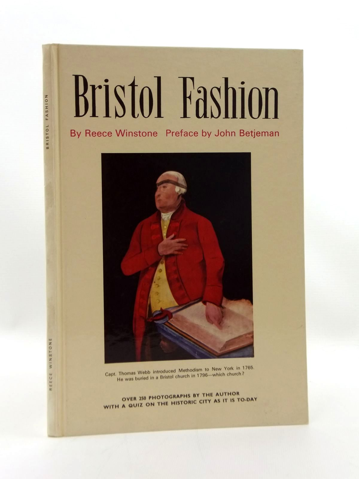 Photo of BRISTOL FASHION written by Winstone, Reece published by Reece Winstone (STOCK CODE: 2123365)  for sale by Stella & Rose's Books