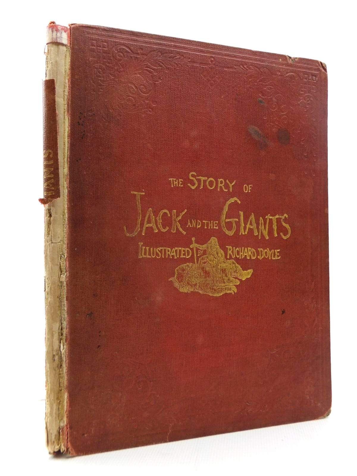 Photo of THE STORY OF JACK AND THE GIANTS illustrated by Doyle, Richard published by Cundall & Addey (STOCK CODE: 2123418)  for sale by Stella & Rose's Books