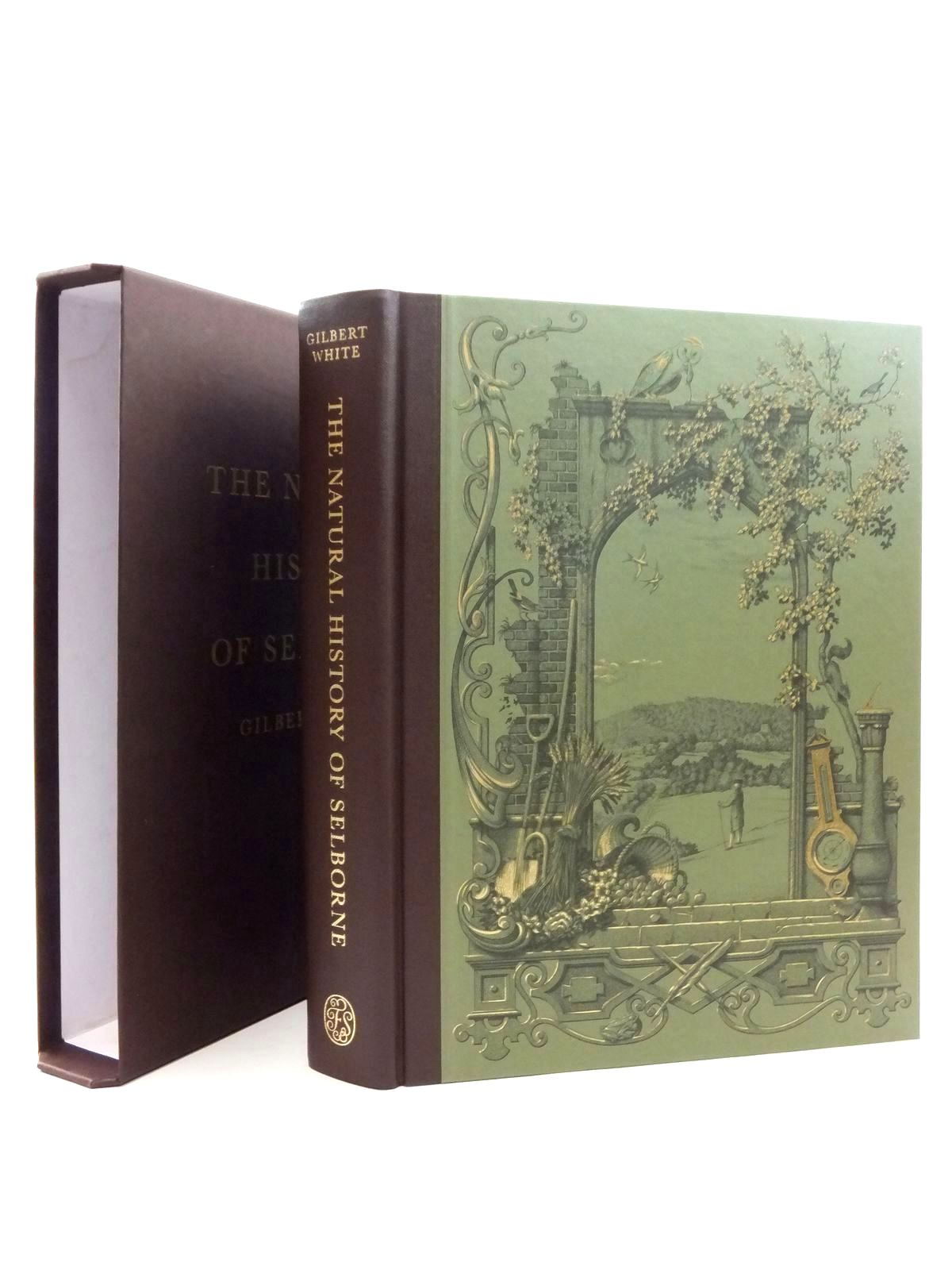 Photo of THE NATURAL HISTORY OF SELBORNE written by White, Gilbert<br />Thomas, Keith published by Folio Society (STOCK CODE: 2123438)  for sale by Stella & Rose's Books