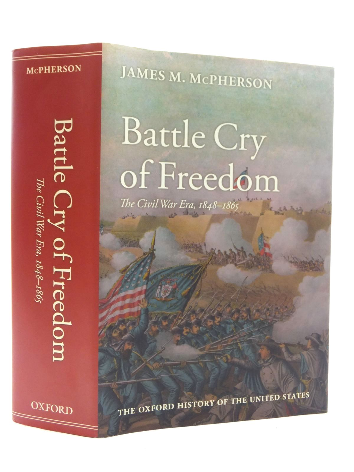 Photo of BATTLE CRY OF FREEDOM written by McPherson, James M. published by Oxford University Press (STOCK CODE: 2123449)  for sale by Stella & Rose's Books