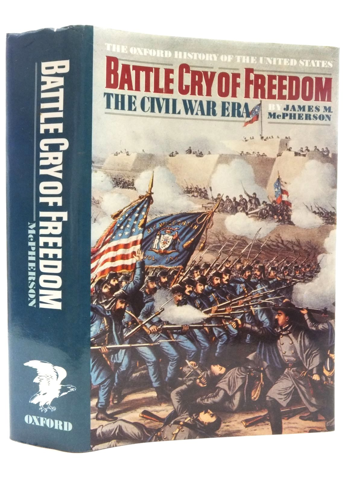 Photo of BATTLE CRY OF FREEDOM written by McPherson, James M. published by Oxford University Press (STOCK CODE: 2123452)  for sale by Stella & Rose's Books