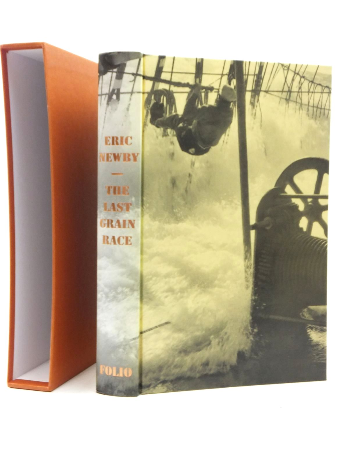 Photo of THE LAST GRAIN RACE written by Newby, Eric published by Folio Society (STOCK CODE: 2123486)  for sale by Stella & Rose's Books