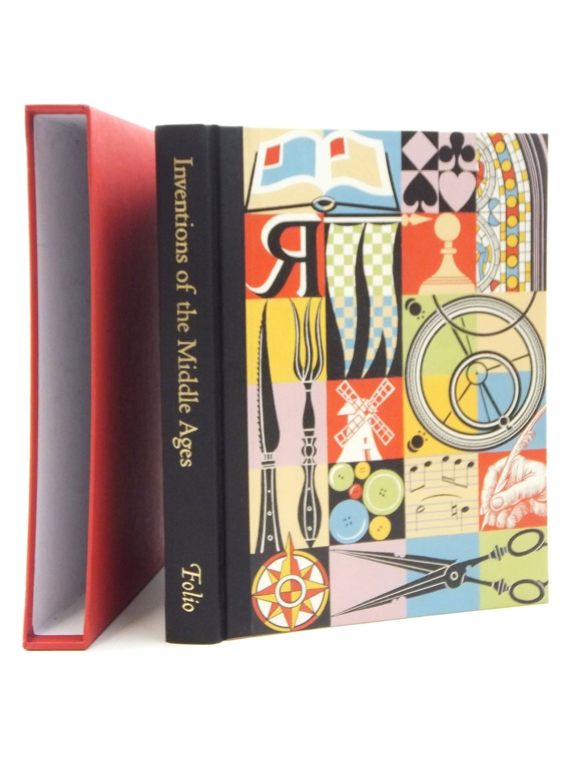 Photo of INVENTIONS OF THE MIDDLE AGES written by Frugoni, Chiara published by Folio Society (STOCK CODE: 2123495)  for sale by Stella & Rose's Books