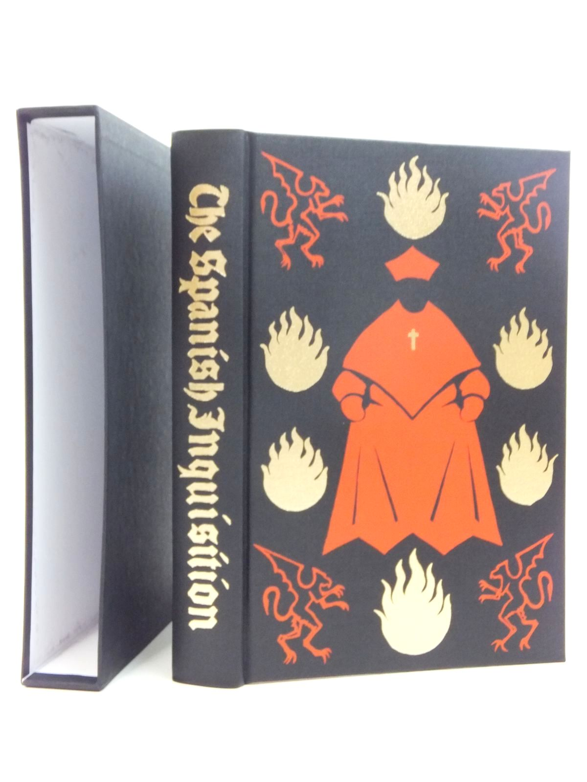 Photo of THE SPANISH INQUISITION written by Kamen, Henry published by Folio Society (STOCK CODE: 2123500)  for sale by Stella & Rose's Books