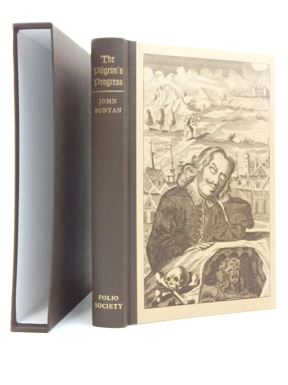 Photo of THE PILGRIM'S PROGRESS written by Bunyan, John published by Folio Society (STOCK CODE: 2123503)  for sale by Stella & Rose's Books