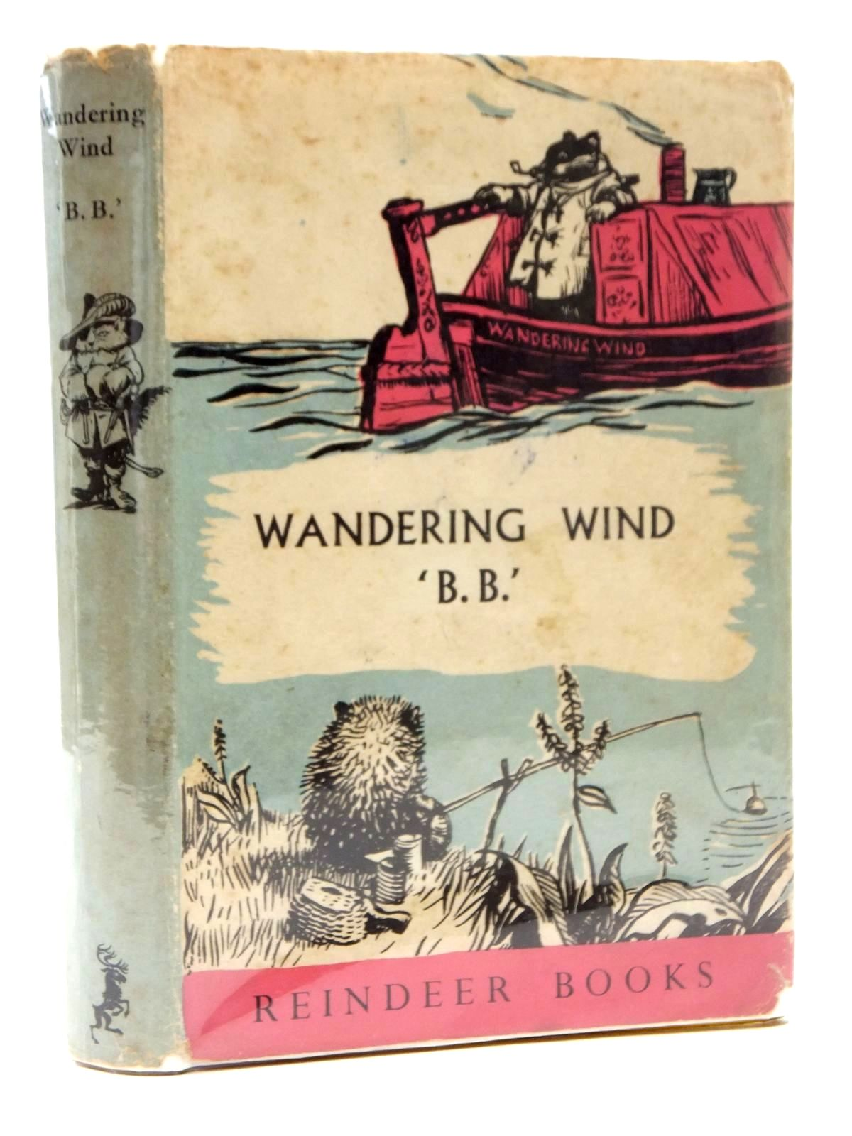Photo of WANDERING WIND written by BB,  illustrated by BB,  published by Hamish Hamilton (STOCK CODE: 2123558)  for sale by Stella & Rose's Books