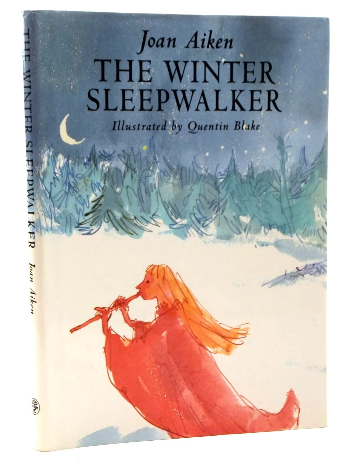 Photo of THE WINTER SLEEPWALKER AND OTHER STORIES written by Aiken, Joan illustrated by Blake, Quentin published by Jonathan Cape (STOCK CODE: 2123583)  for sale by Stella & Rose's Books
