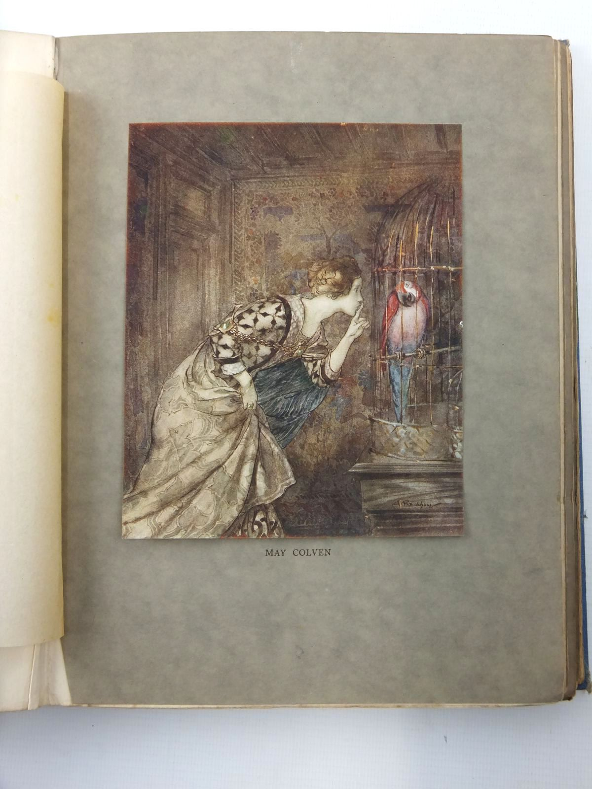 Photo of SOME BRITISH BALLADS written by Child, Francis James illustrated by Rackham, Arthur published by Constable & Co. Ltd. (STOCK CODE: 2123613)  for sale by Stella & Rose's Books