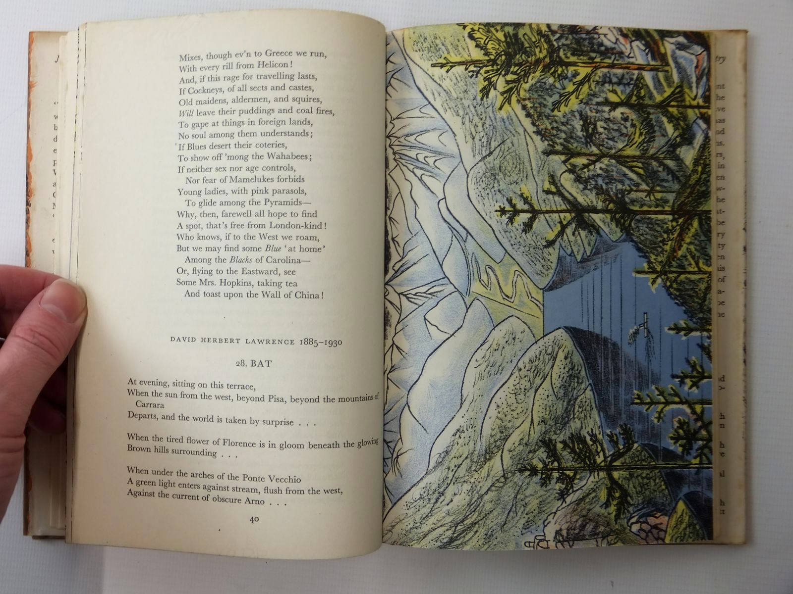 Photo of TRAVELLERS' VERSE written by Thomas, M.G. Lloyd illustrated by Bawden, Edward published by Frederick Muller Ltd. (STOCK CODE: 2123617)  for sale by Stella & Rose's Books