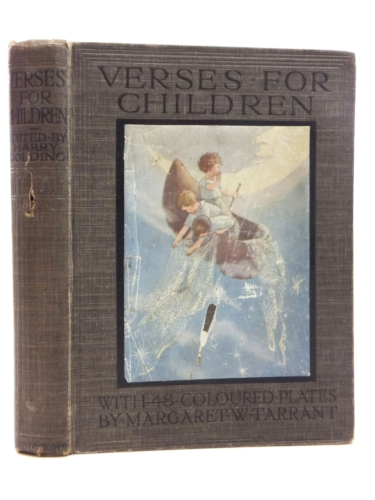 Photo of VERSES FOR CHILDREN written by Golding, Harry illustrated by Tarrant, Margaret published by Ward, Lock & Co. Ltd. (STOCK CODE: 2123707)  for sale by Stella & Rose's Books