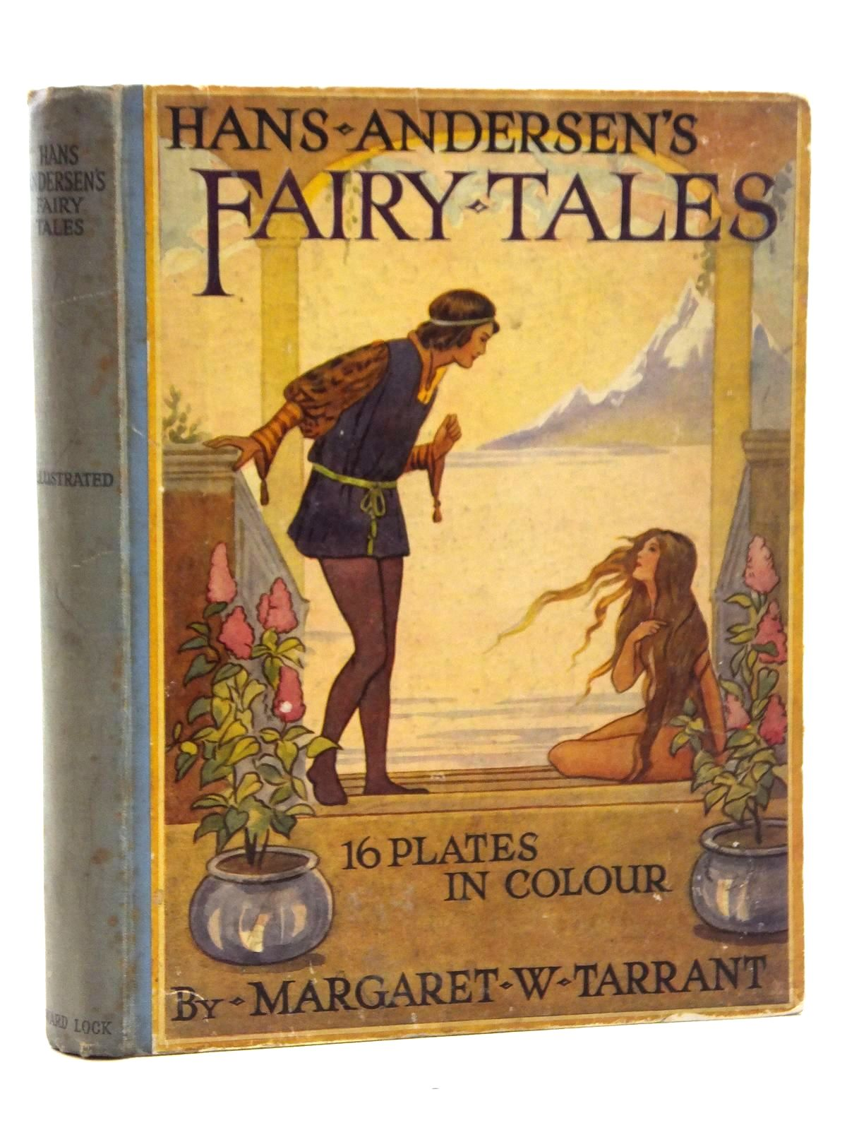 Photo of HANS ANDERSEN'S FAIRY TALES written by Andersen, Hans Christian illustrated by Tarrant, Margaret published by Ward Lock & Co Ltd. (STOCK CODE: 2123712)  for sale by Stella & Rose's Books