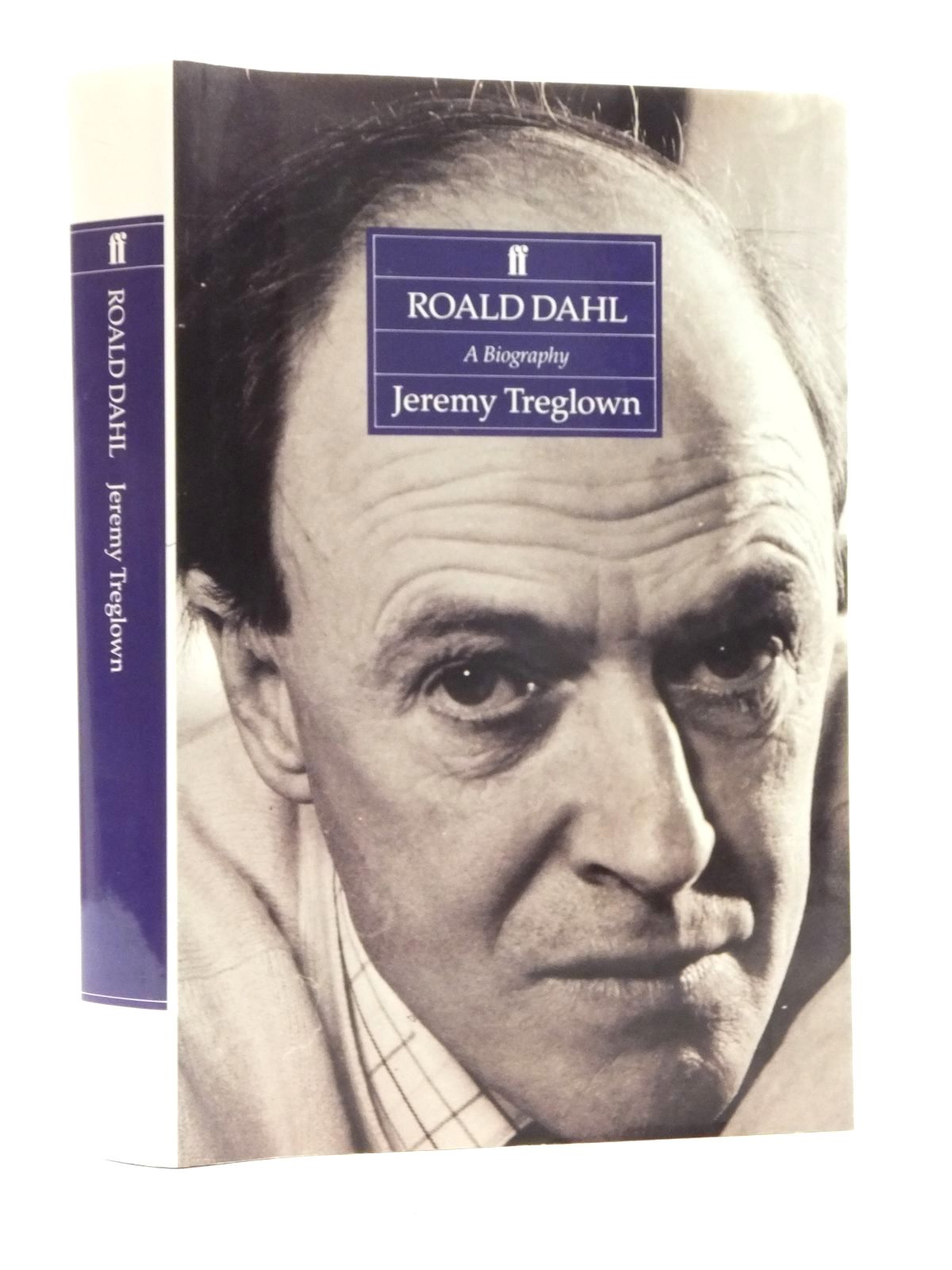 Photo of ROALD DAHL written by Treglown, Jeremy published by Faber & Faber (STOCK CODE: 2123721)  for sale by Stella & Rose's Books