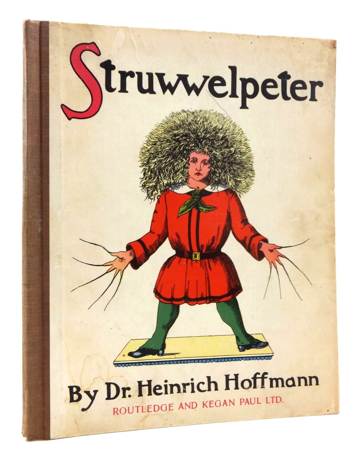 Photo of STRUWWELPETER written by Hoffmann, Heinrich published by Routledge & Kegan Paul (STOCK CODE: 2123757)  for sale by Stella & Rose's Books