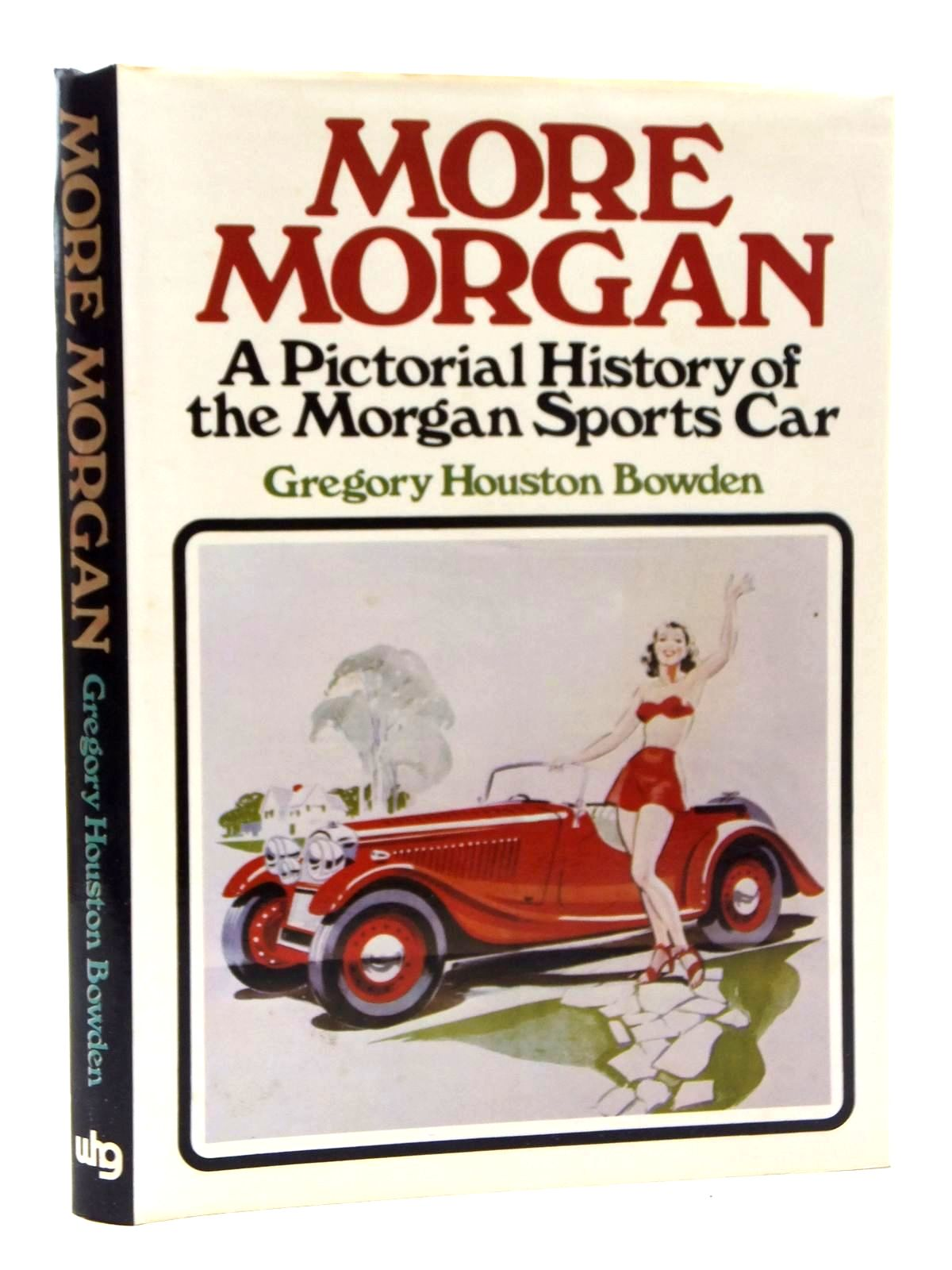 Photo of MORE MORGAN written by Bowden, Gregory Houston published by Wilton House Gentry (STOCK CODE: 2123773)  for sale by Stella & Rose's Books