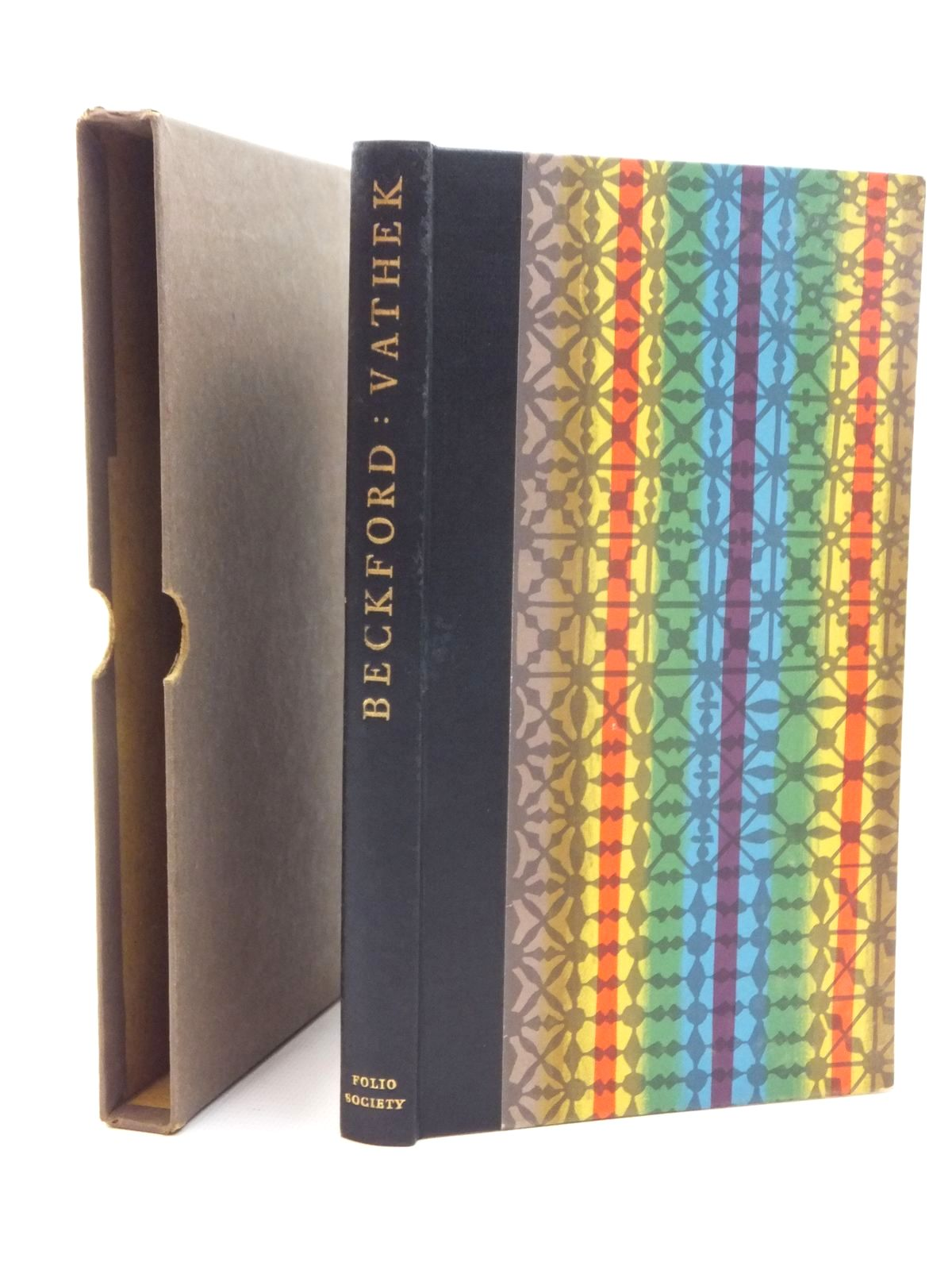 Photo of VATHEK written by Beckford, William<br />Grimsditch, Herbert B. illustrated by Bawden, Edward published by Folio Society (STOCK CODE: 2123783)  for sale by Stella & Rose's Books