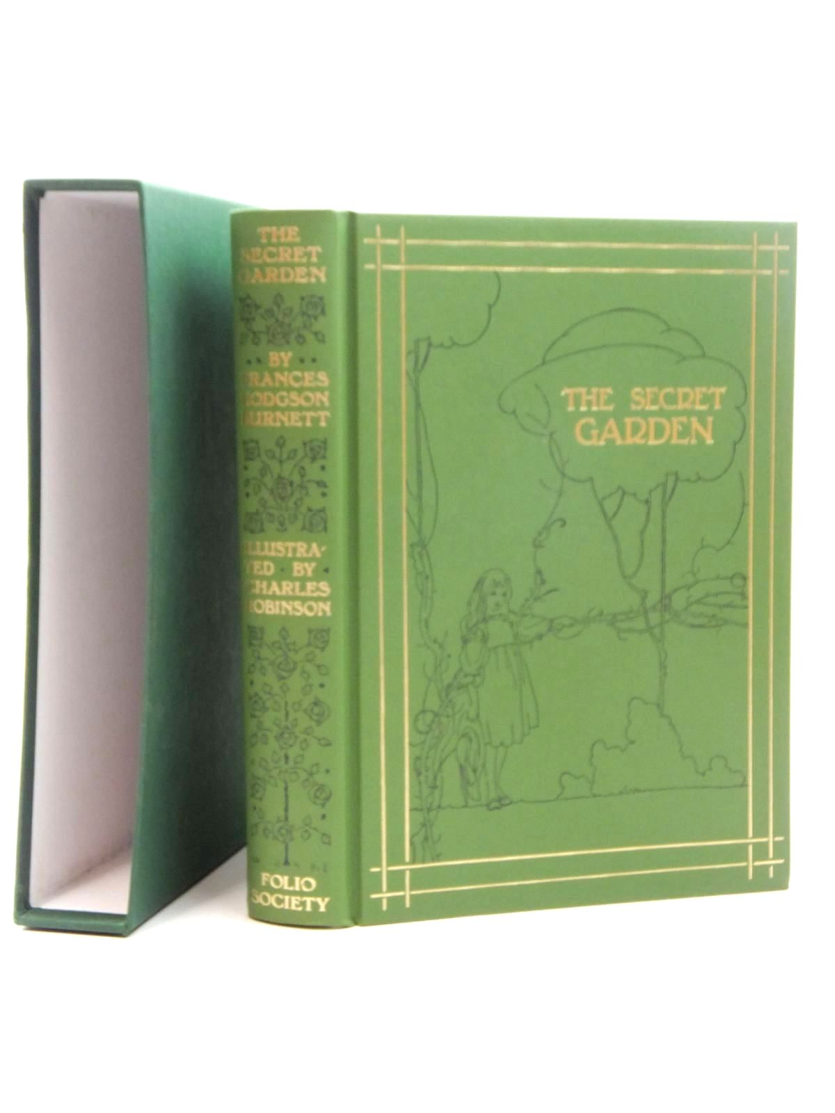 Photo of THE SECRET GARDEN written by Burnett, Frances Hodgson illustrated by Robinson, Charles published by Folio Society (STOCK CODE: 2123791)  for sale by Stella & Rose's Books