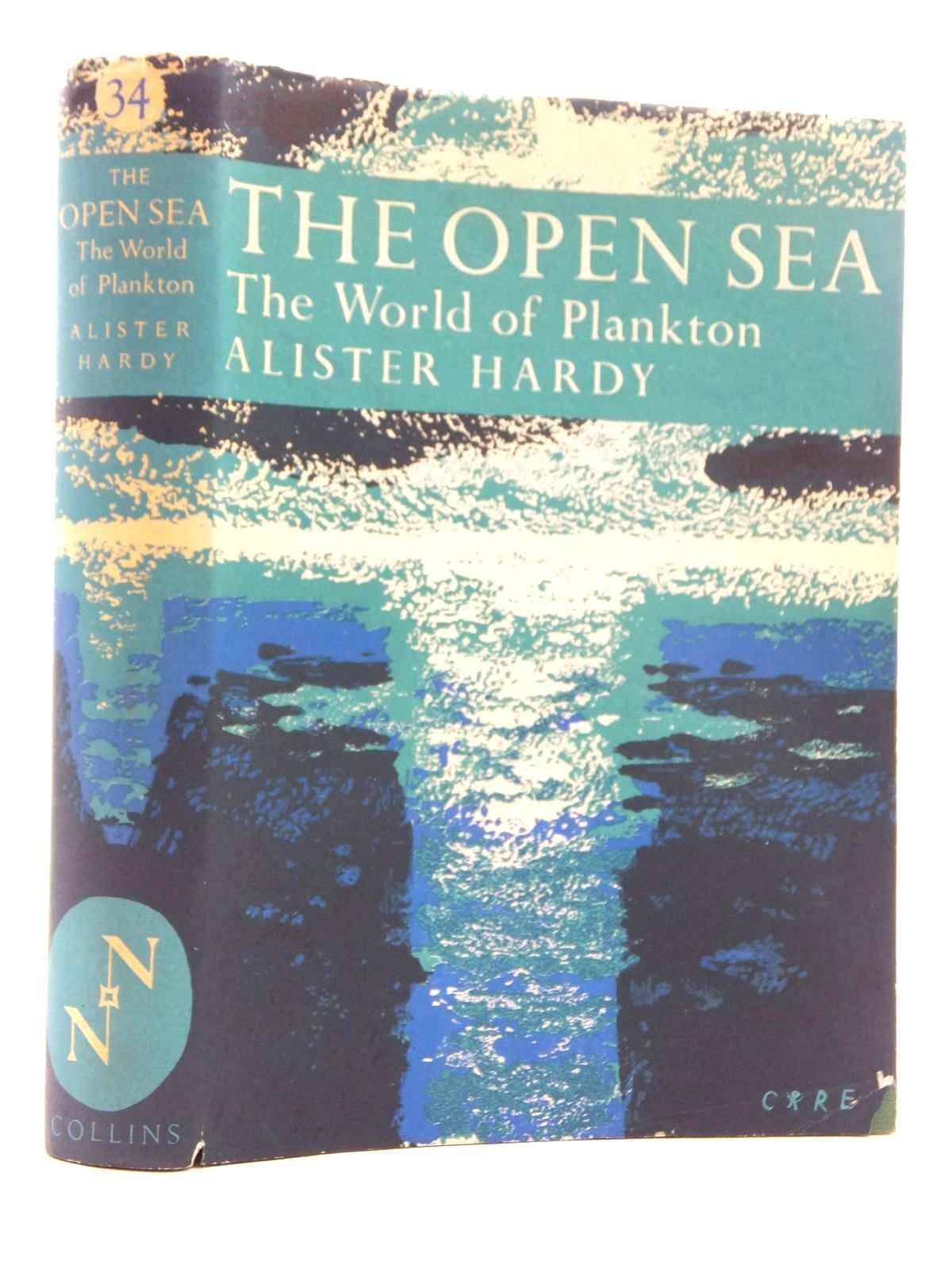 Photo of THE OPEN SEA: ITS NATURAL HISTORY PART I: THE WORLD OF PLANKTON (NN 34) written by Hardy, Alister illustrated by Hardy, Alister published by Collins (STOCK CODE: 2123839)  for sale by Stella & Rose's Books